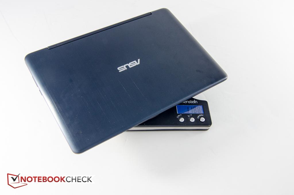 Asus Transformer Book Flip Tp200sa Convertible Review Notebookcheck Net Reviews
