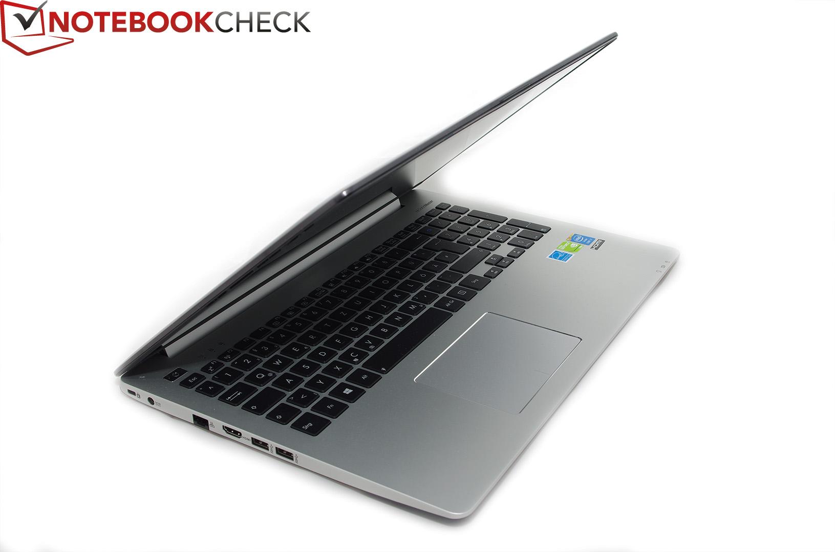 ASUS VivoBook S551LB Windows 8