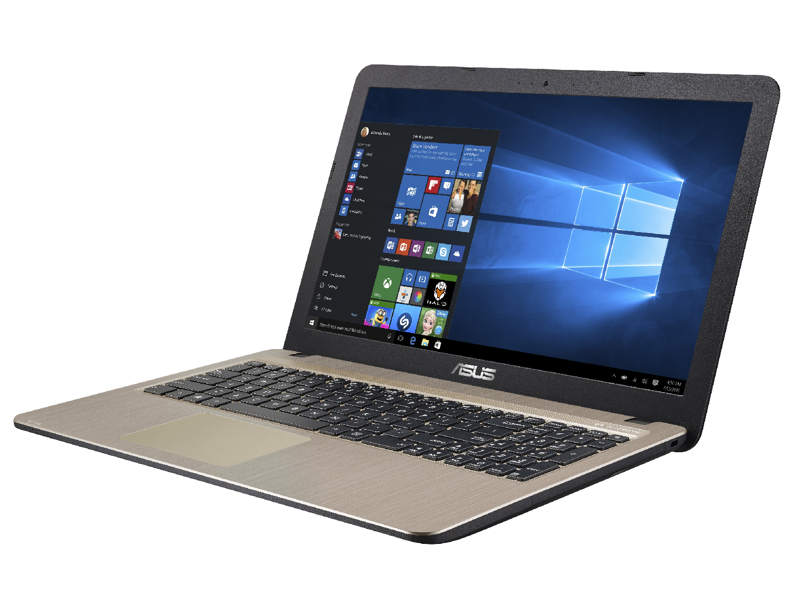 Asus F540SA-XX087T Notebook Review