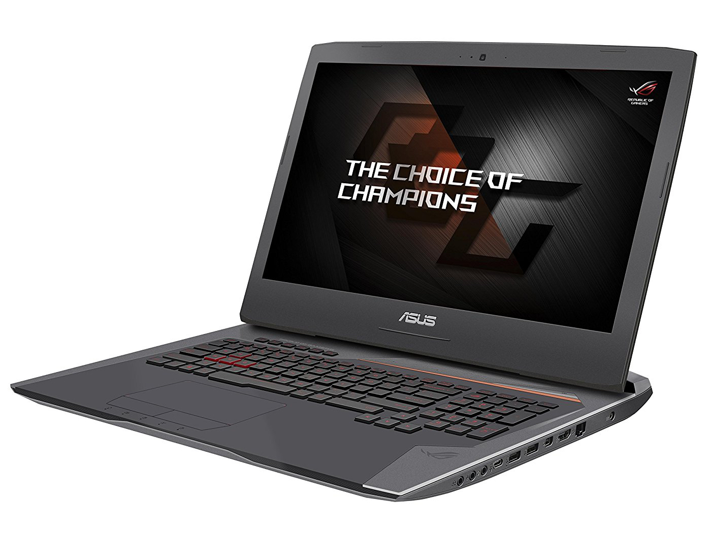 ASUS ROG G752VS Intel WLAN Vista