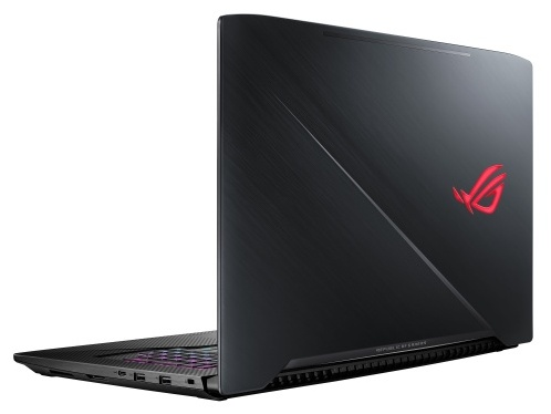 Asus GL703GE (Core i7-8750H, GTX 1050 Ti) Laptop Review