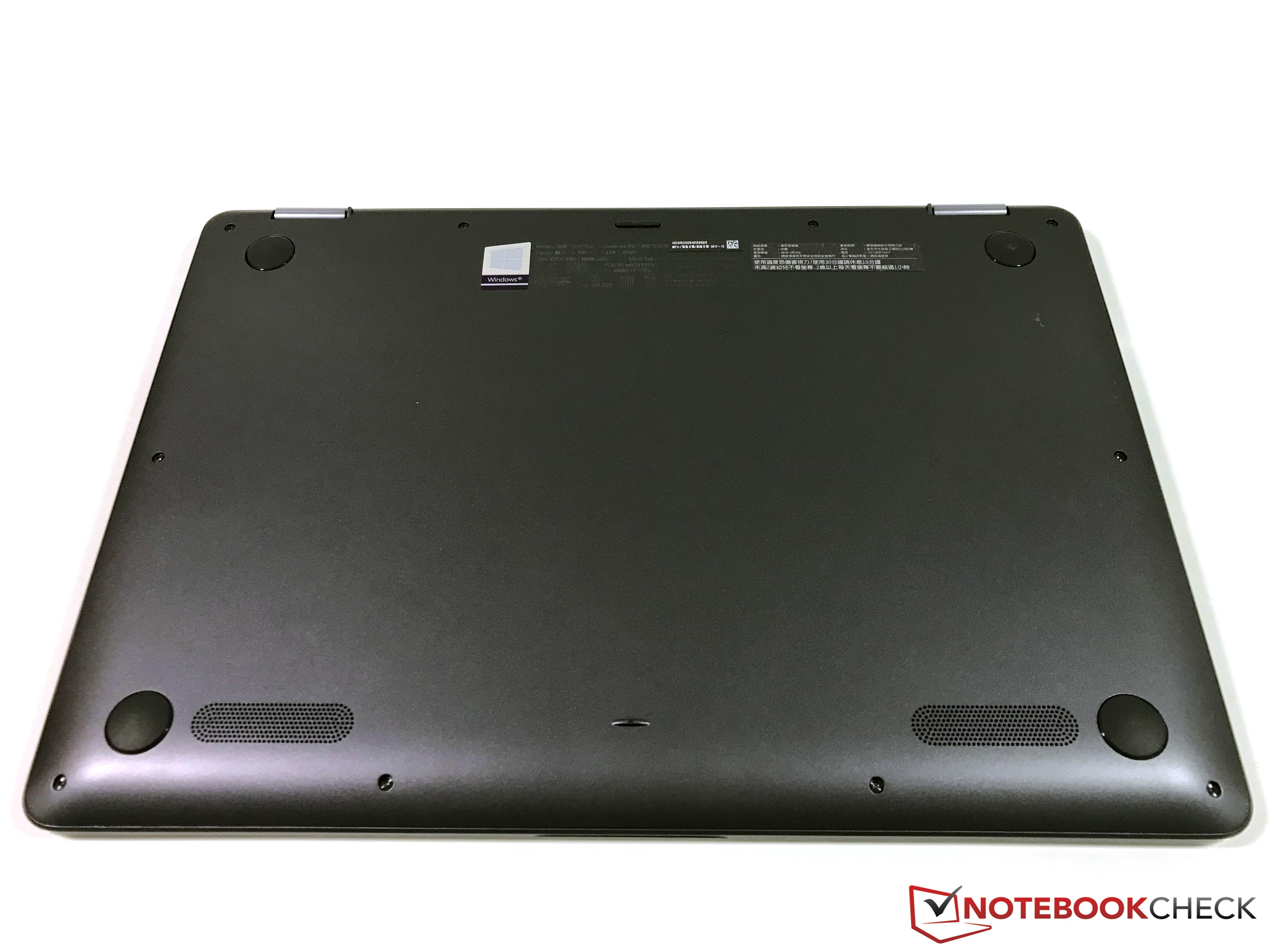 Asus NovaGo TP370QL (Snapdragon 835) Convertible Preview
