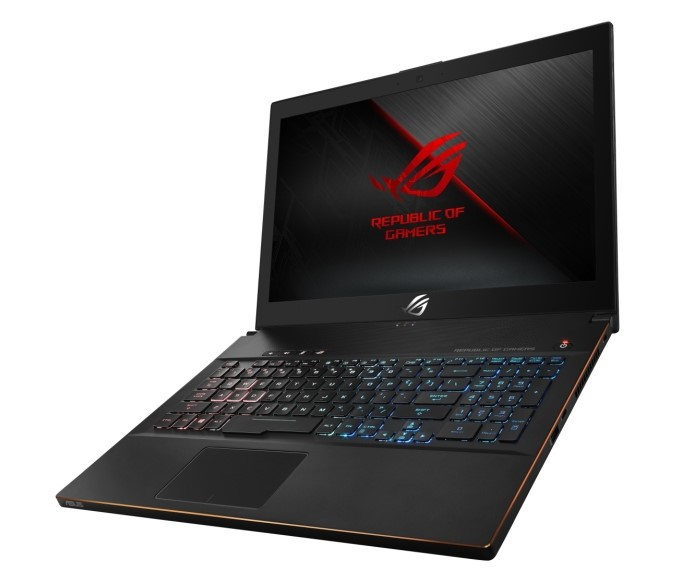 Asus ROG GU501GM (i7-8750H, GTX 1060) Laptop Review - NotebookCheck
