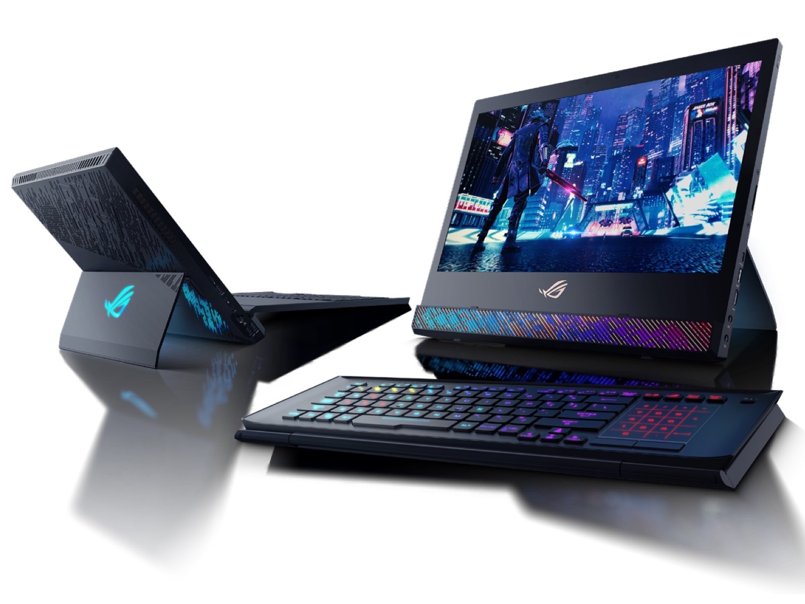 Asus Rog Mothership Gz700gx Laptop Review Out Of This World