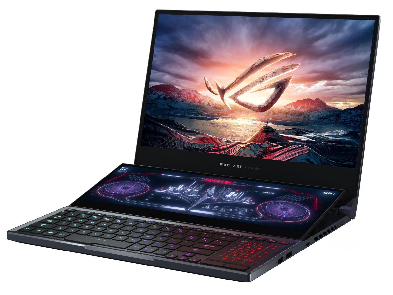 Asus' high-tech Zephyrus Duo 15 GX550LXS comes with many accessories News thumbnail