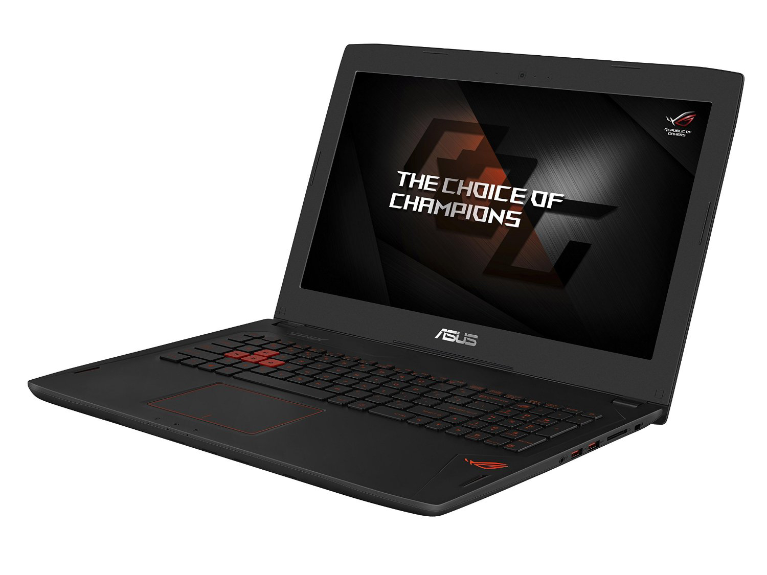 Asus ROG Strix GL502VM Notebook Review - NotebookCheck.net Reviews