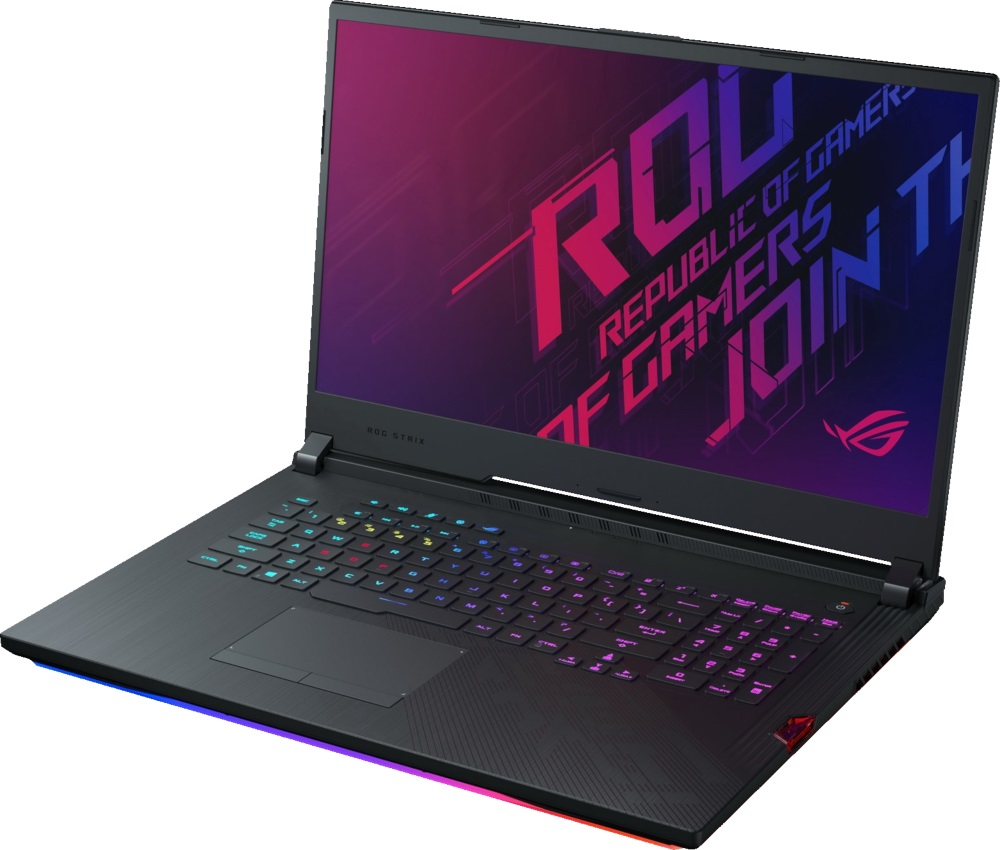 Asus Strix Hero III G731GV RTX 2060 Laptop Review - Not that