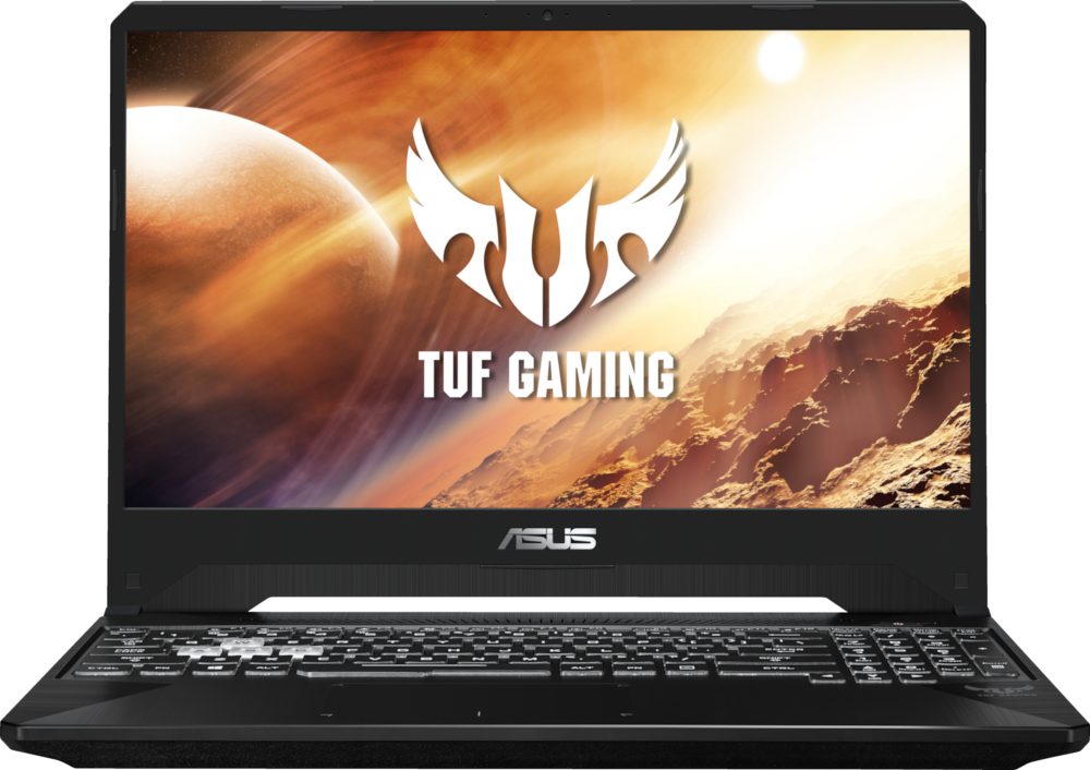 No Intel Required: Asus TUF FX505DT Laptop Review with Ryzen