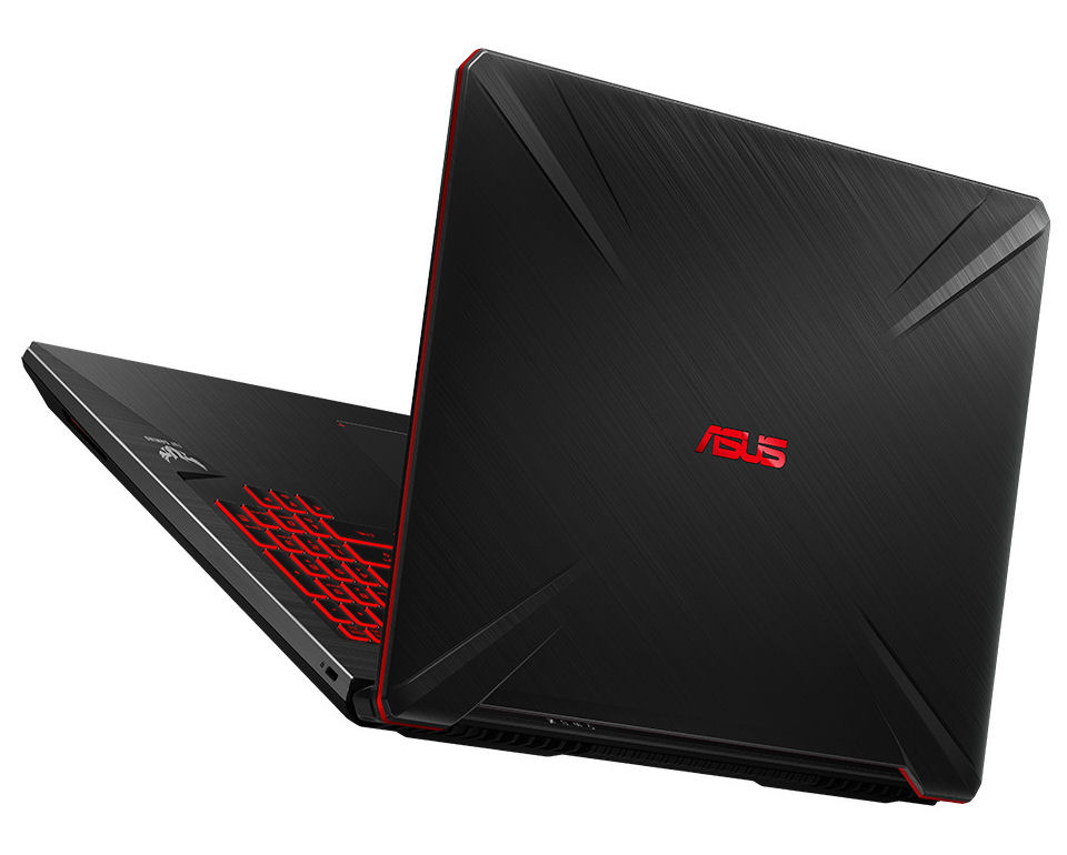 Asus Tuf Gaming Fx705ge I7 8750h Gtx 1050 Ti Ssd Fhd Laptop Review Notebookcheck Net Reviews