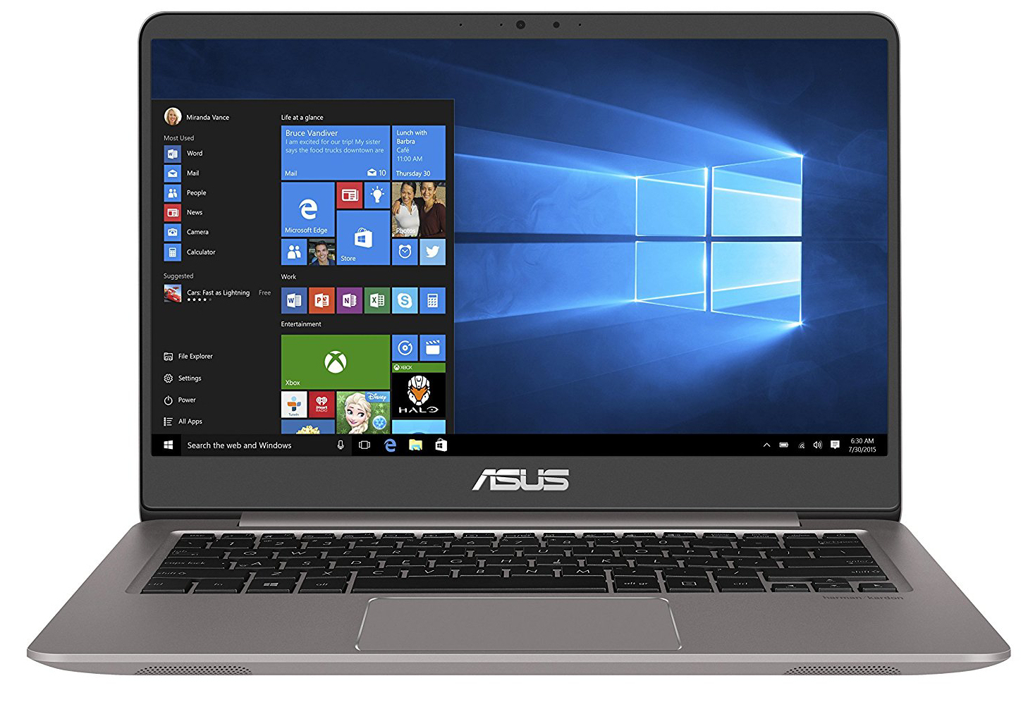 Acer Aspire 7736z Wiring Diagram Asus Zenbook Ux3410uq 7500u 940mx Full Hd Laptop Review Resolution