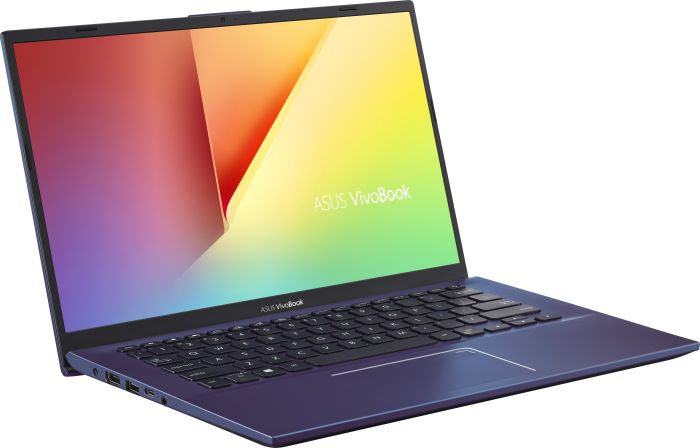 The VivoBook looks familiar.