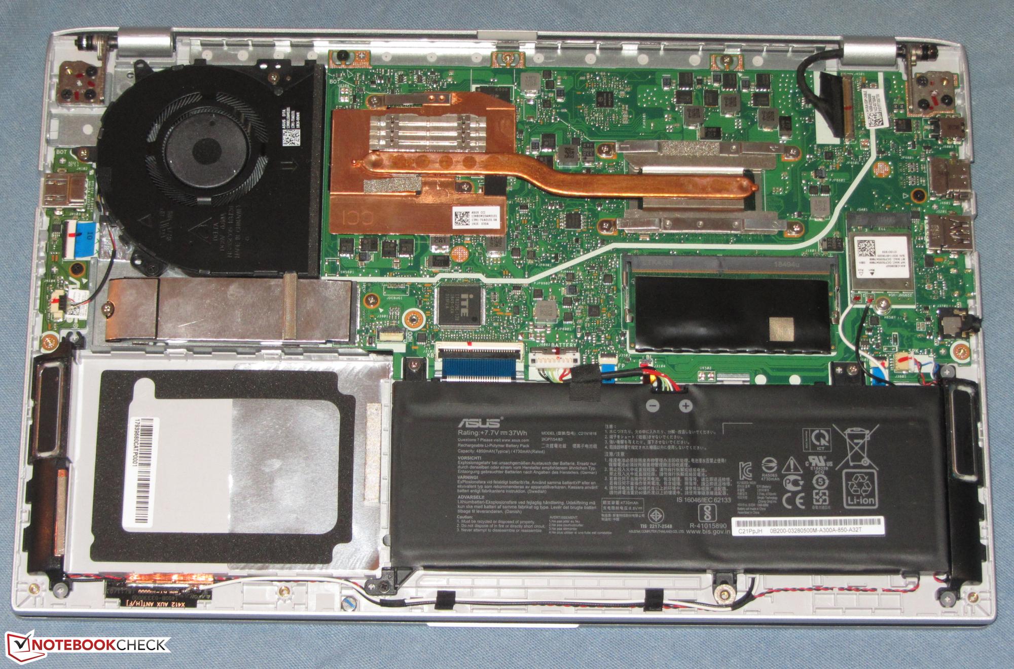 ASUS VivoBook 14 X412FJ Laptop Review: A compact 14-inch