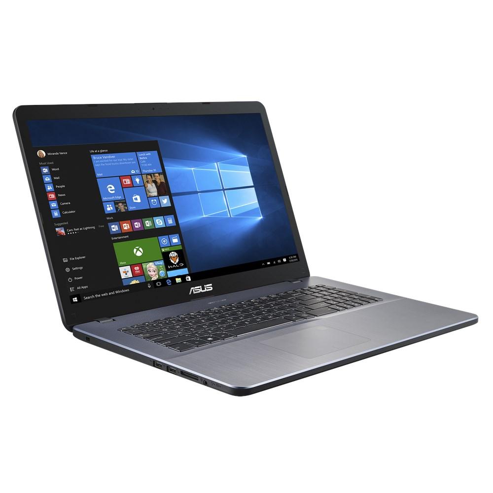 Asus VivoBook 17 X705UA (i7-7100U, HD620) Laptop Review