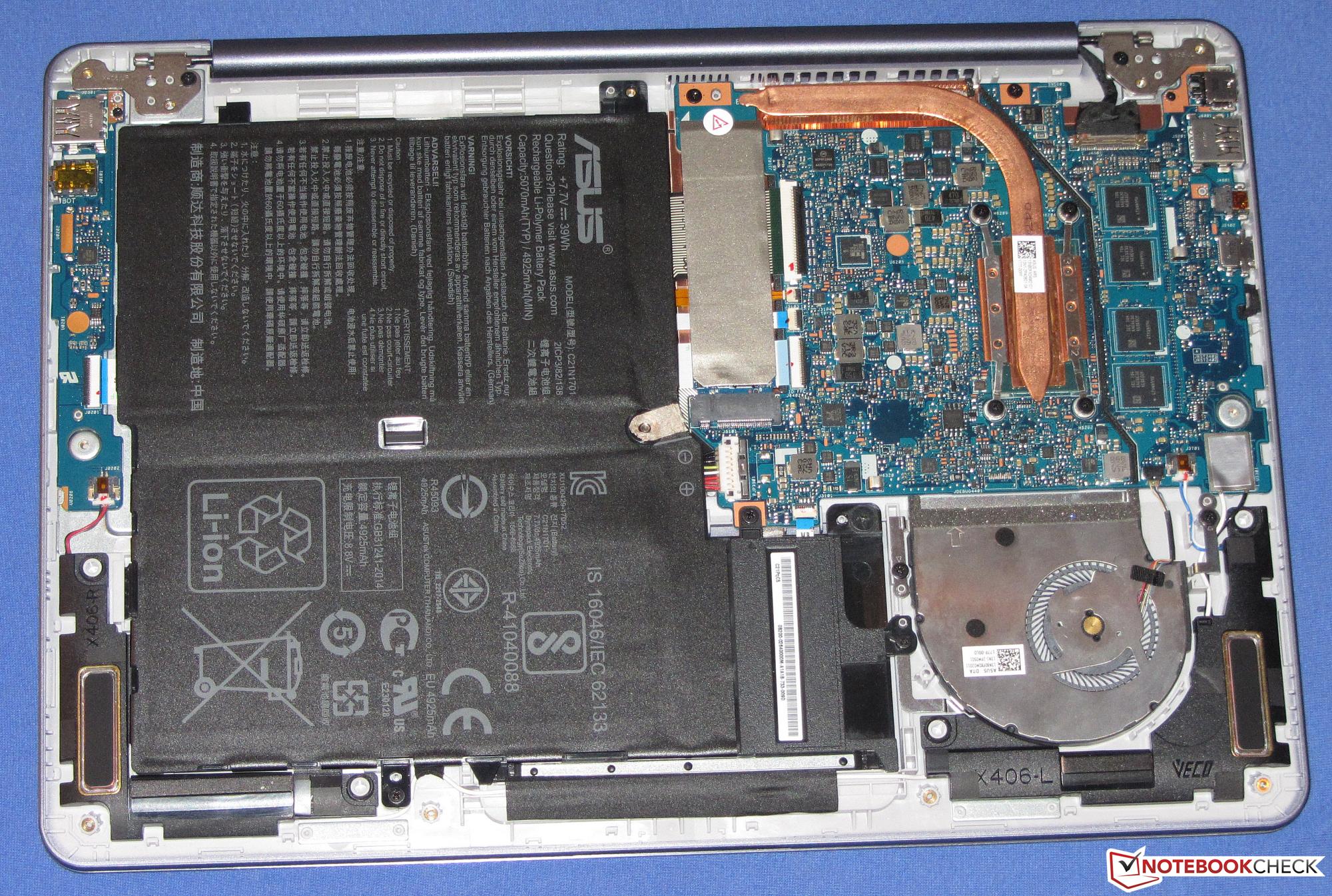 Asus VivoBook S14 S406UA (i5-8250U, SSD, HD) Laptop Review