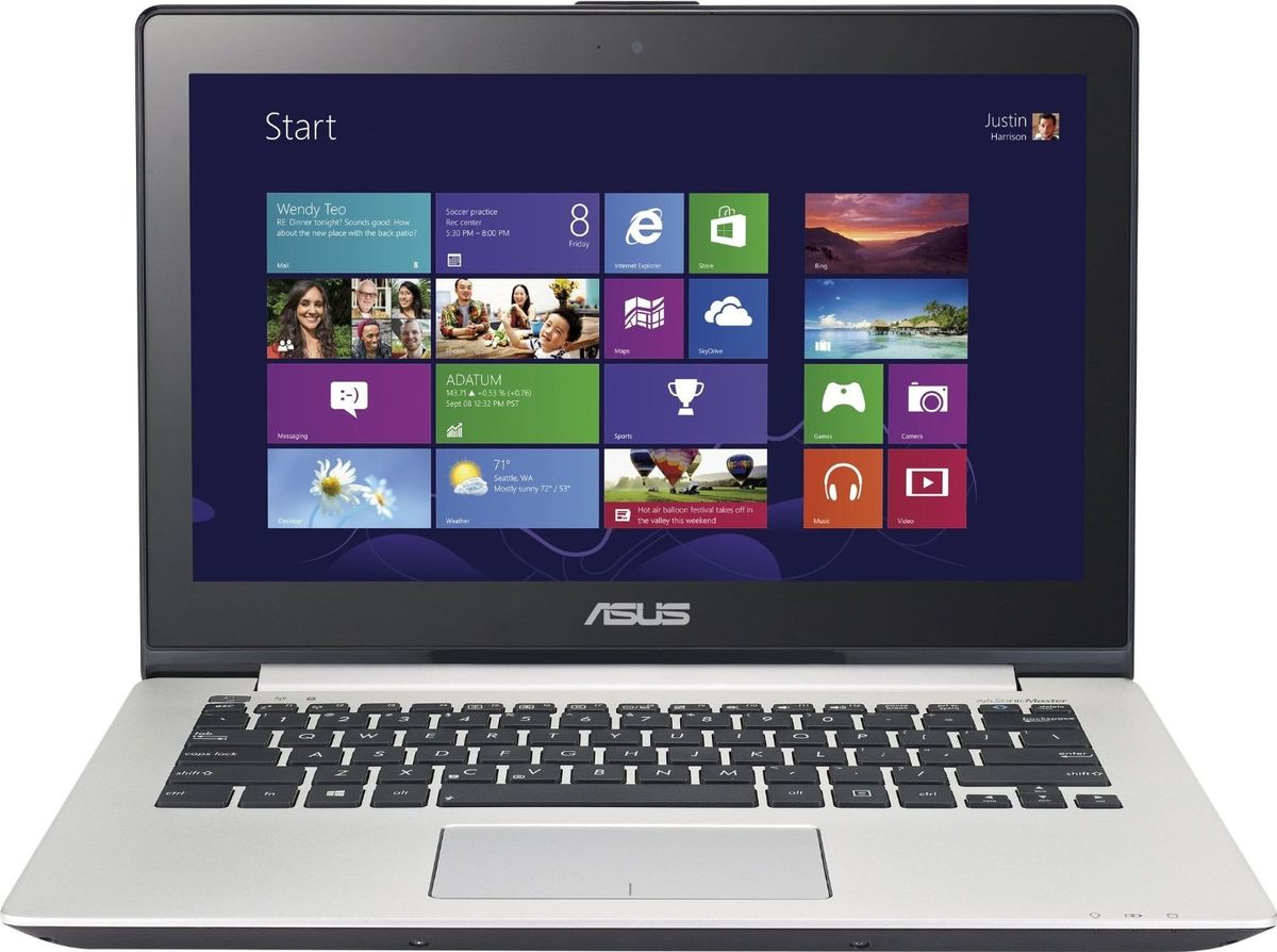 ASUS VivoBook S301LA Smart Gesture Treiber Windows 7