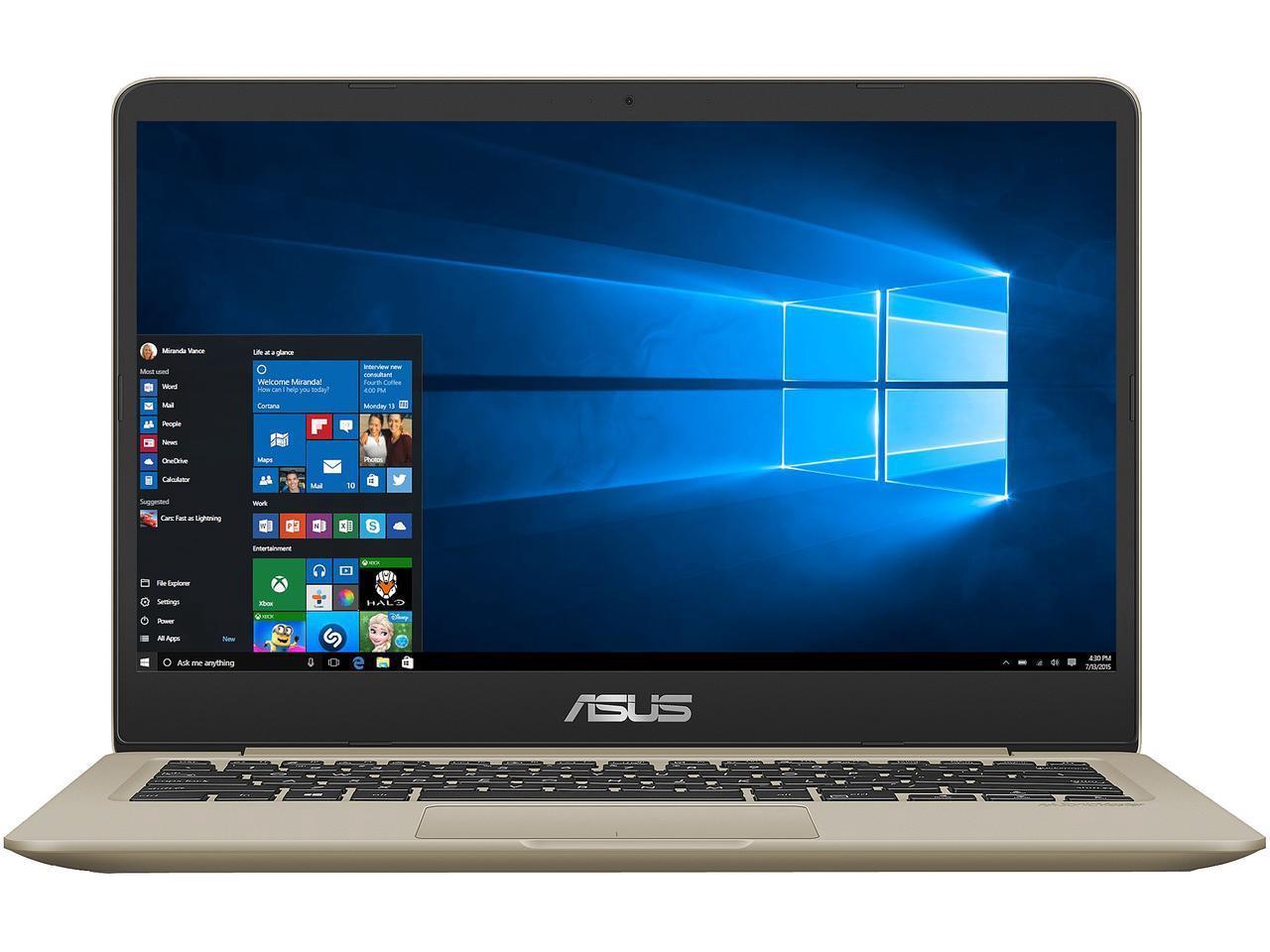 Asus VivoBook S14 S410UQ (i7-8550U, 940MX, Full HD) Laptop Review