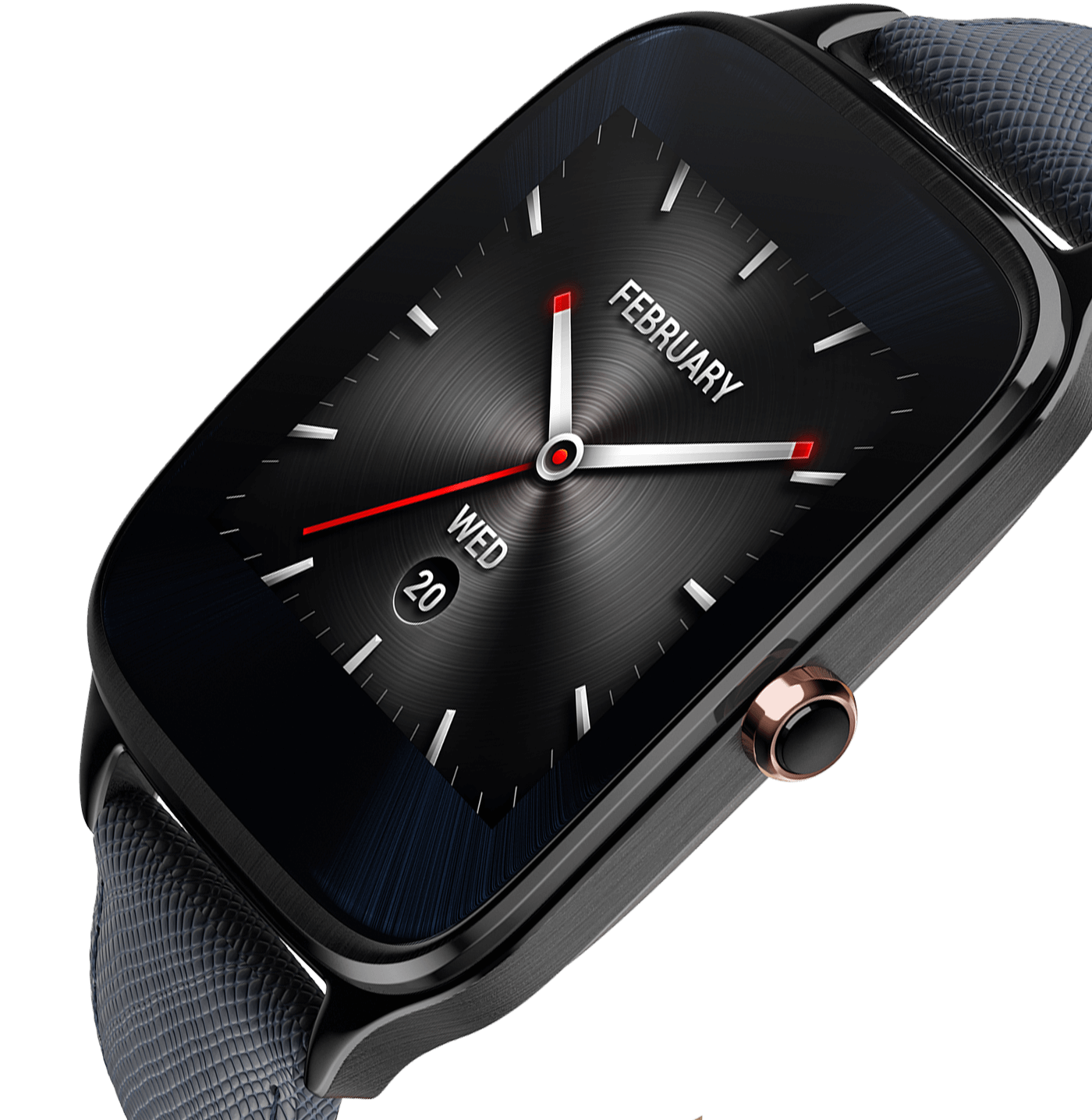 Asus ZenWatch 2 Quick Charge Edition Smartwatch Review