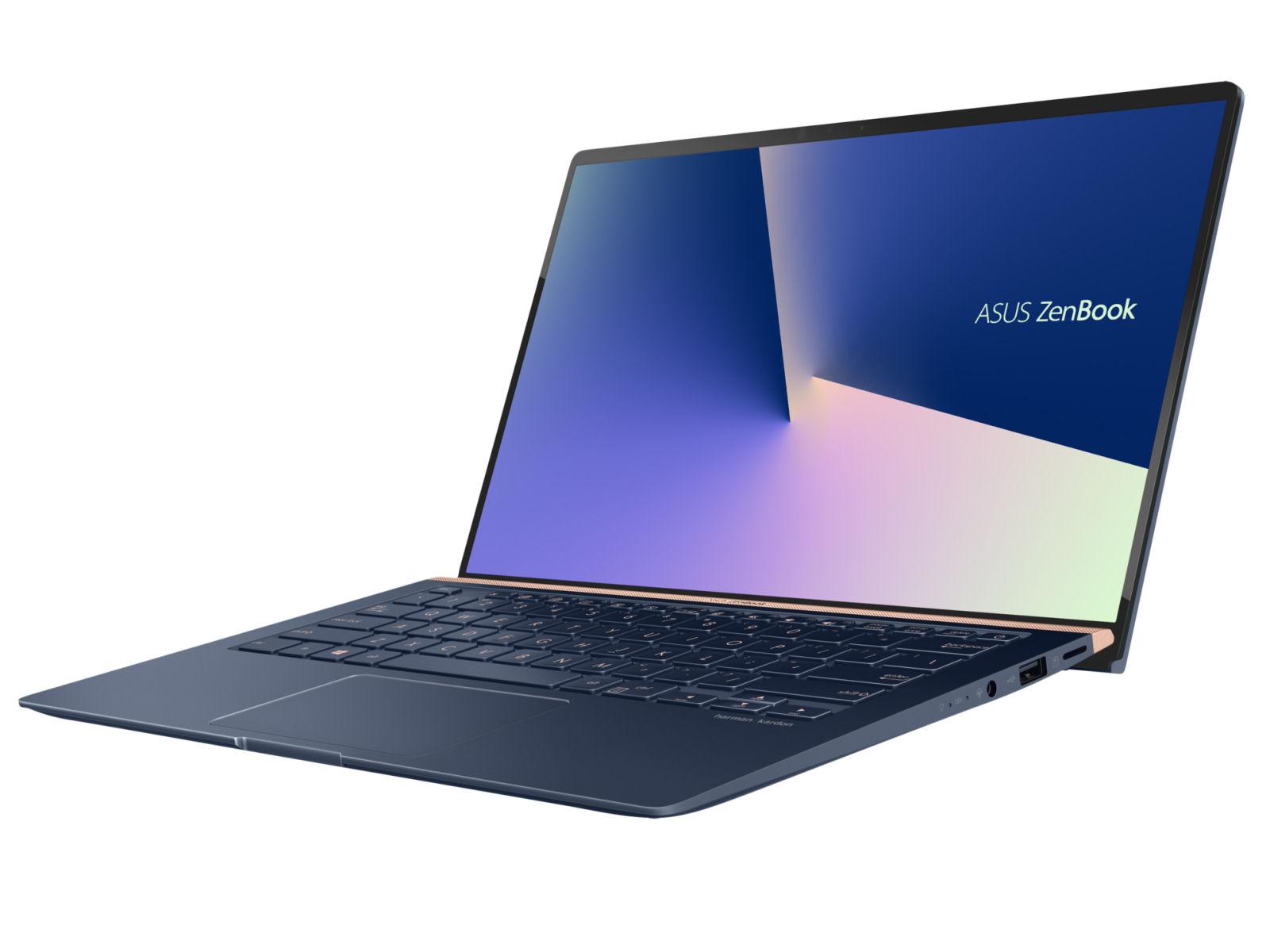 ASUS ZenBook 14 UX433FA (Core i5-8265U, SSD, FHD) Laptop