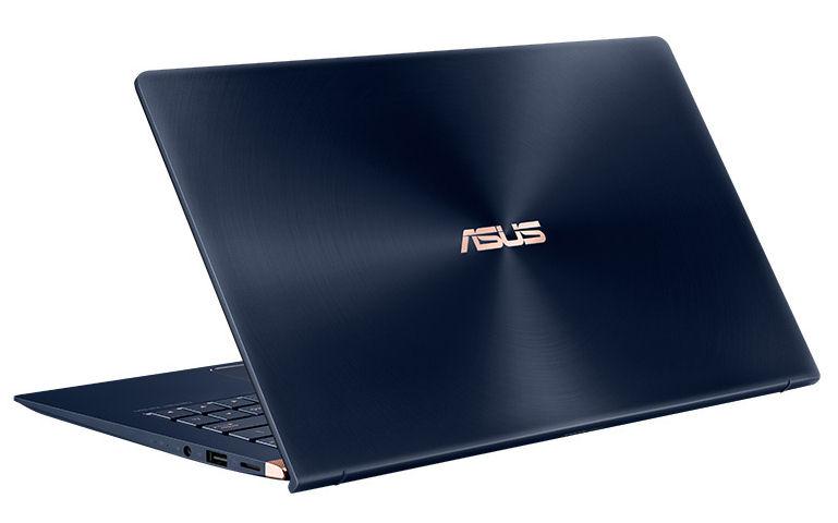 ASUS ZenBook 14 UX433FN (Core i7-8565U, MX150, SSD, FHD