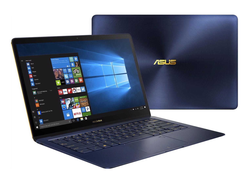 Asus ZenBook 3 Deluxe UX490UA (i5-7200U, 256 GB SSD) Subnotebook