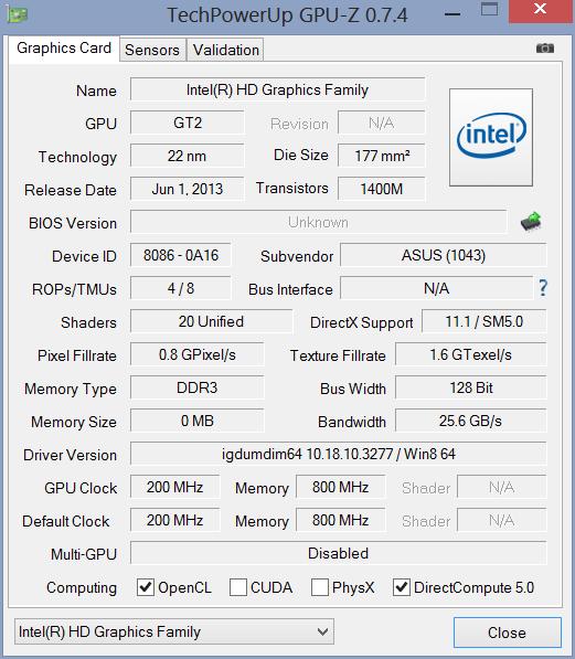Review Asus Zenbook UX302LA-C4003H Ultrabook ...