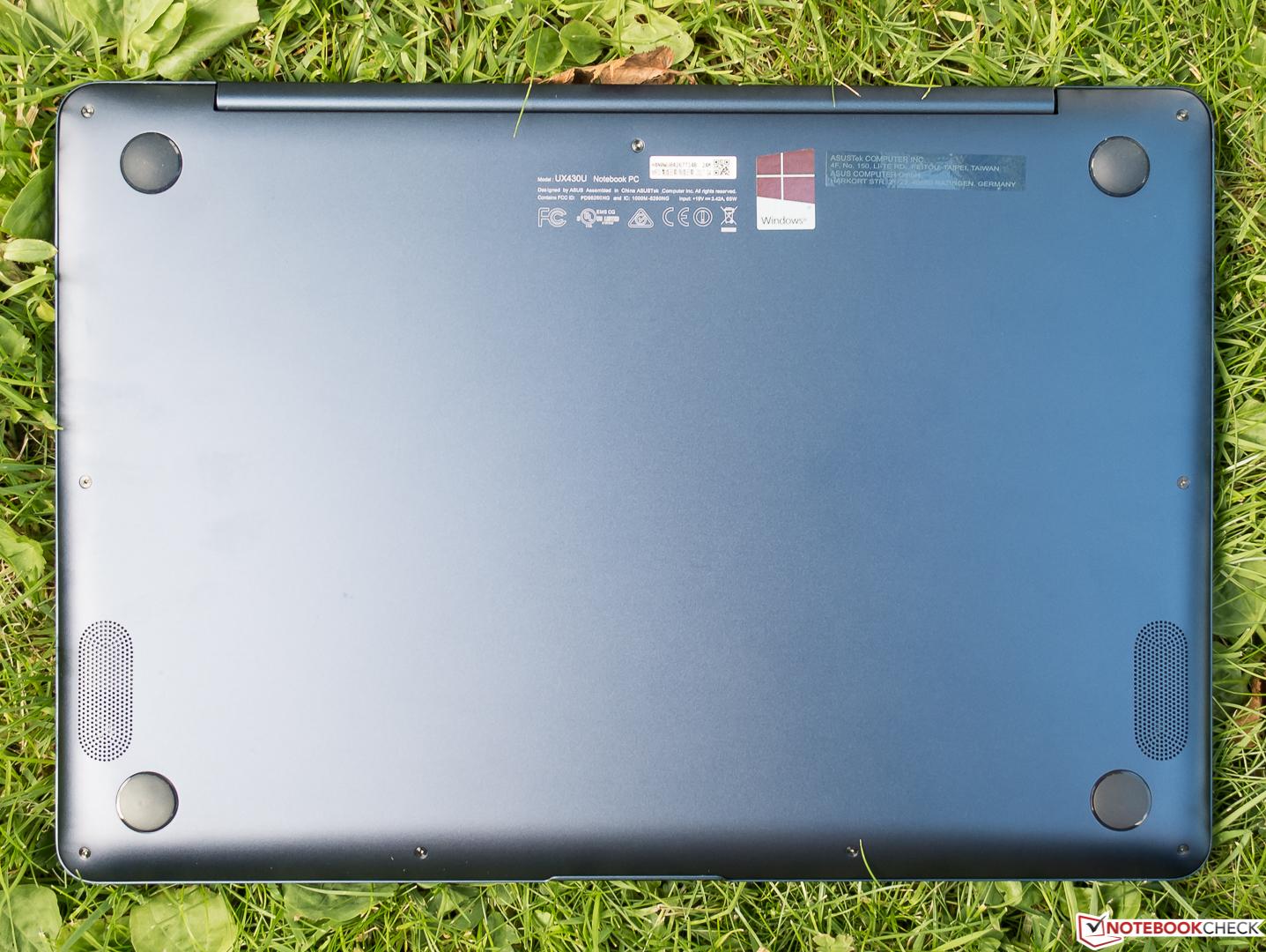 Asus Zenbook UX3430UQ (7500U, 940MX, 512 GB) Laptop Review