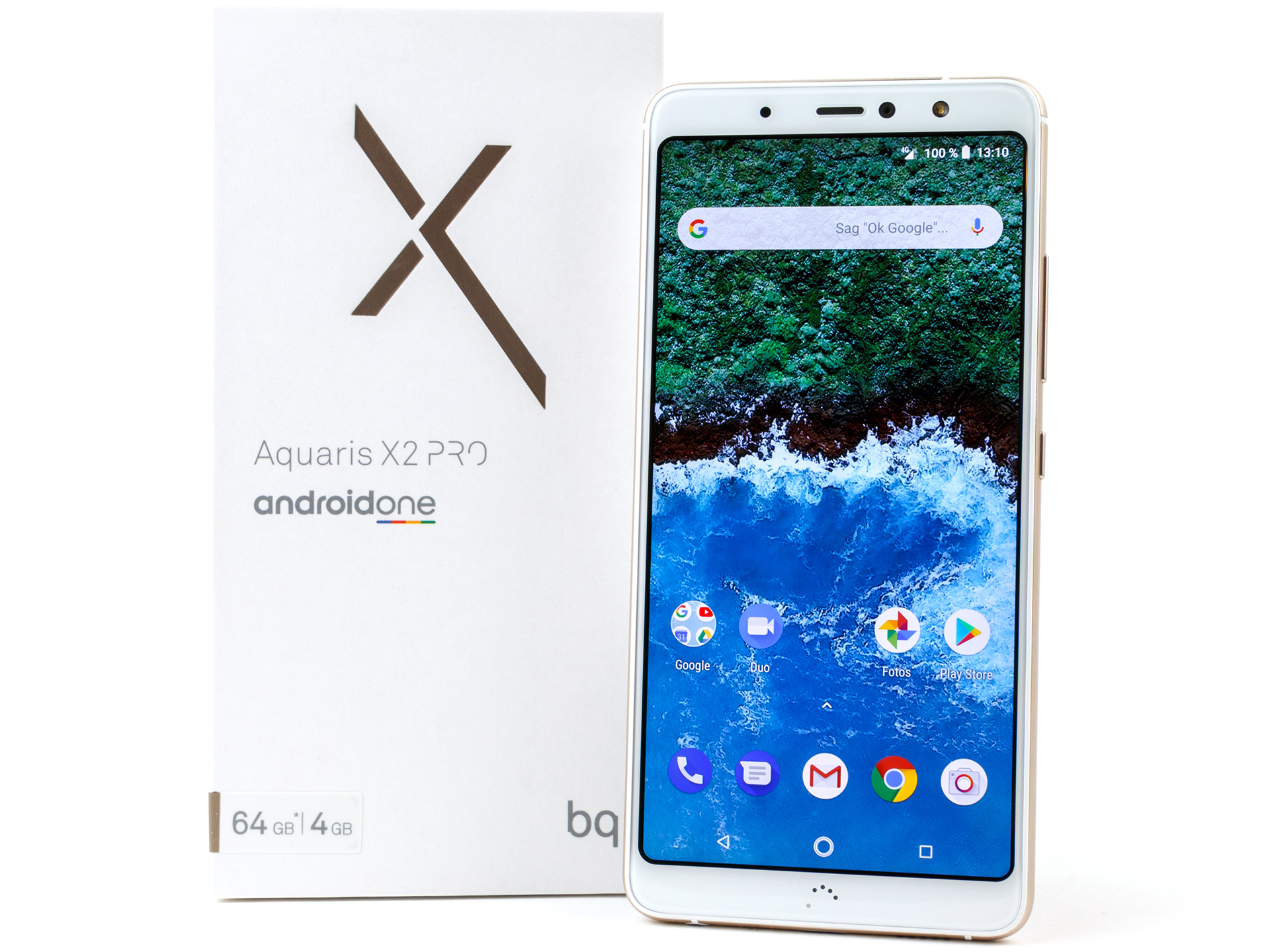 BQ Aquaris X2 Pro Smartphone Review - NotebookCheck net Reviews