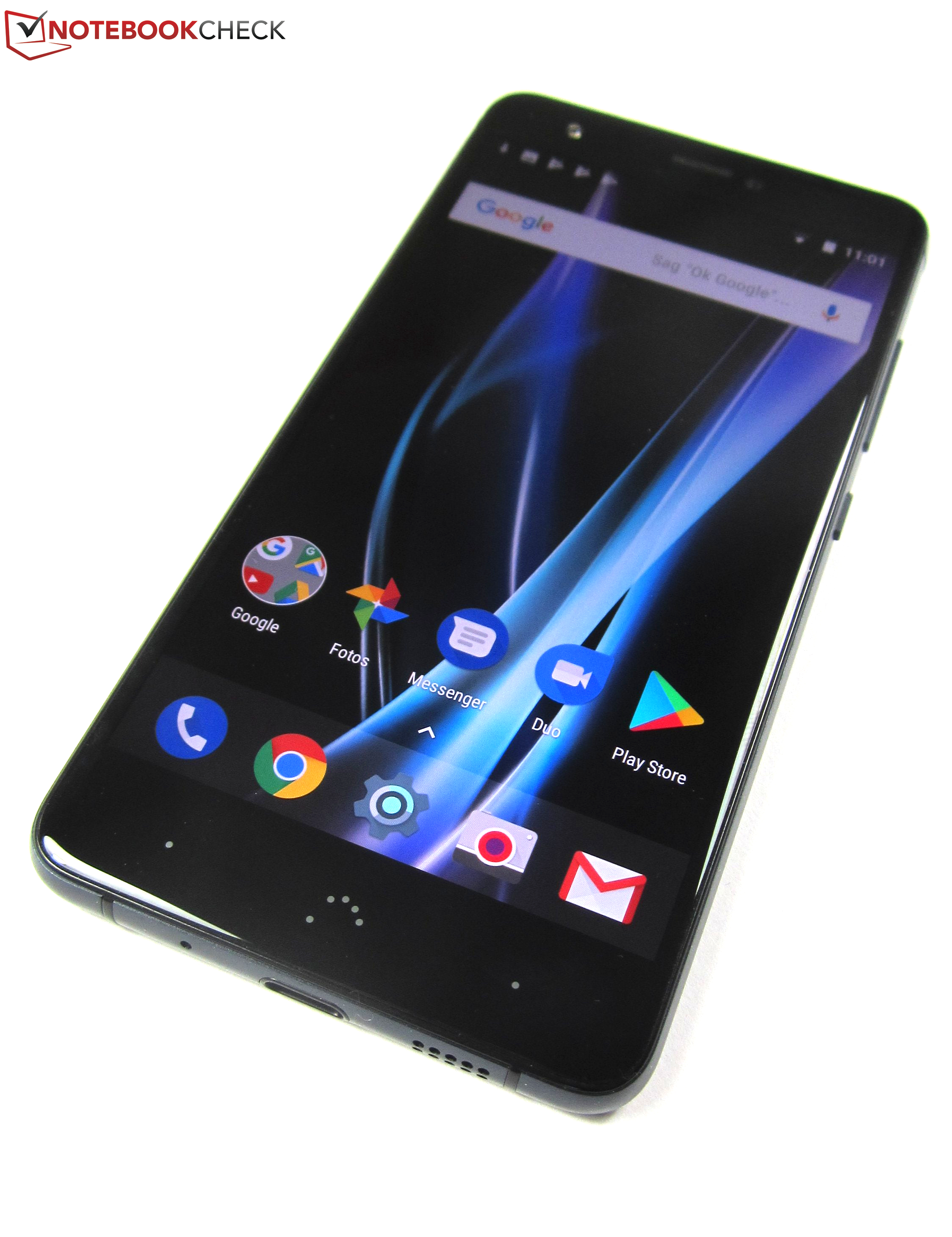 932ed8b471dcd7 BQ Aquaris X Pro Smartphone Review - NotebookCheck.net Reviews