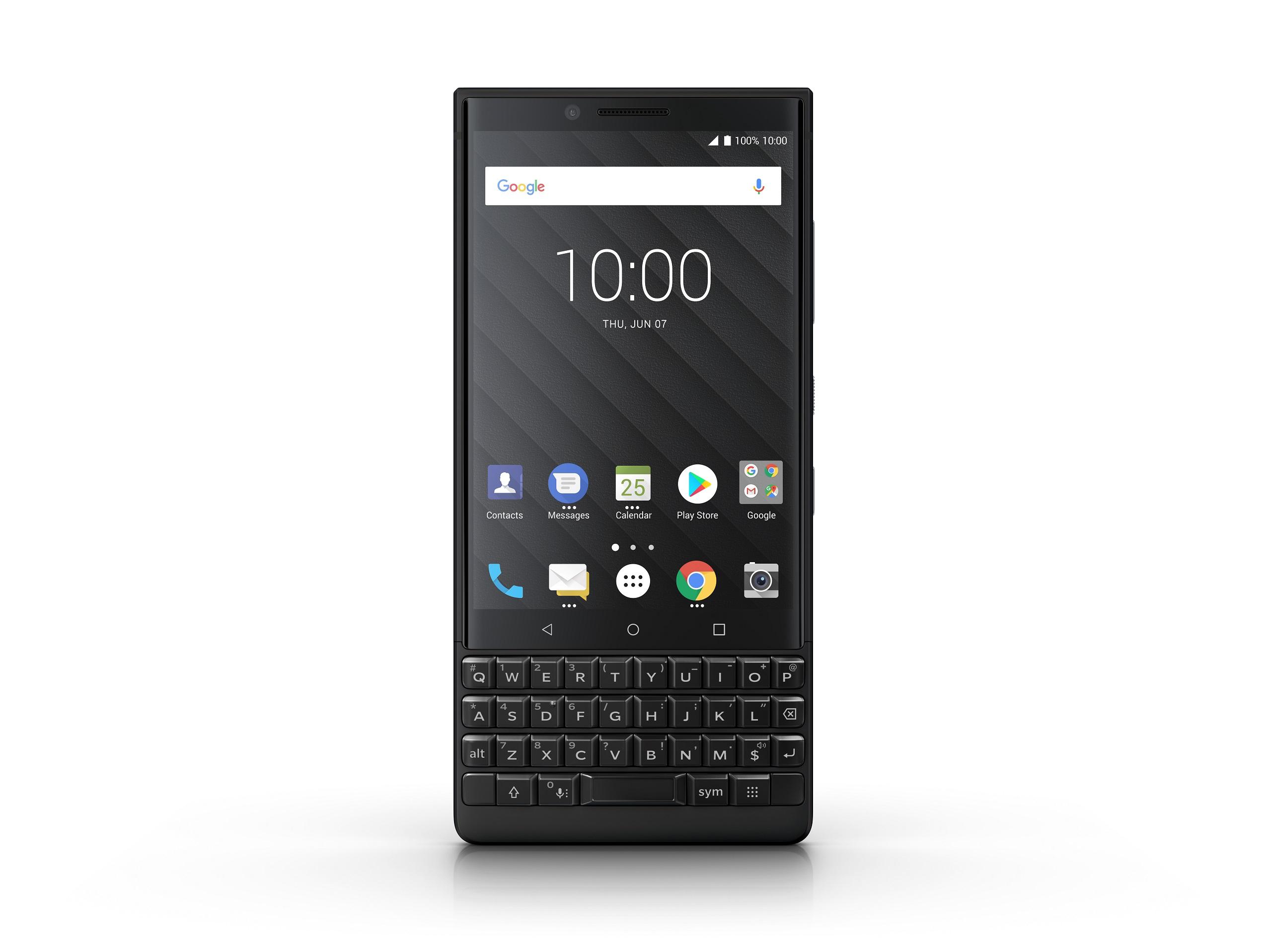BlackBerry KEY2 Smartphone Review - NotebookCheck net Reviews