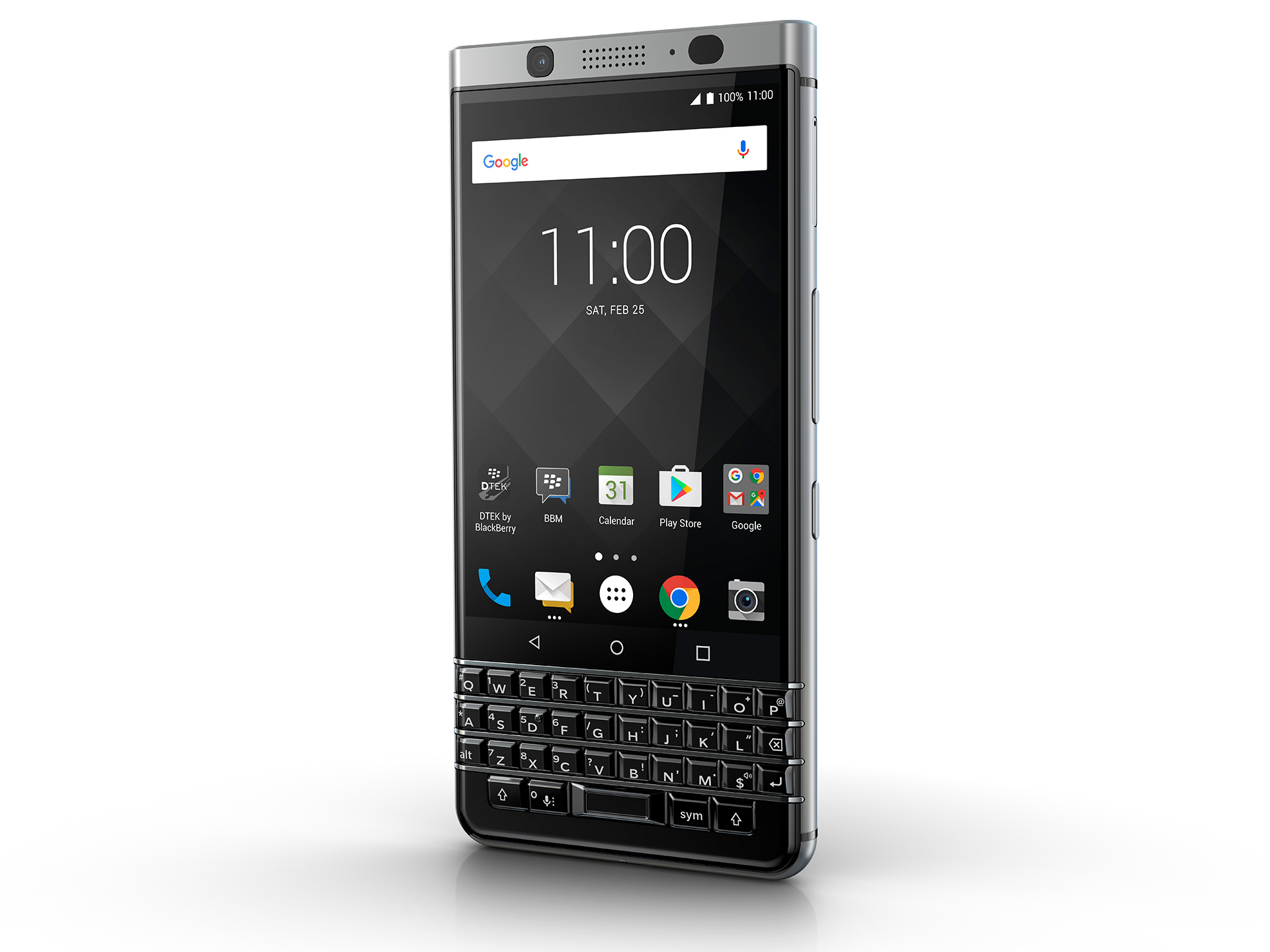 Blackberry Keyone Smartphone Review First Impressions