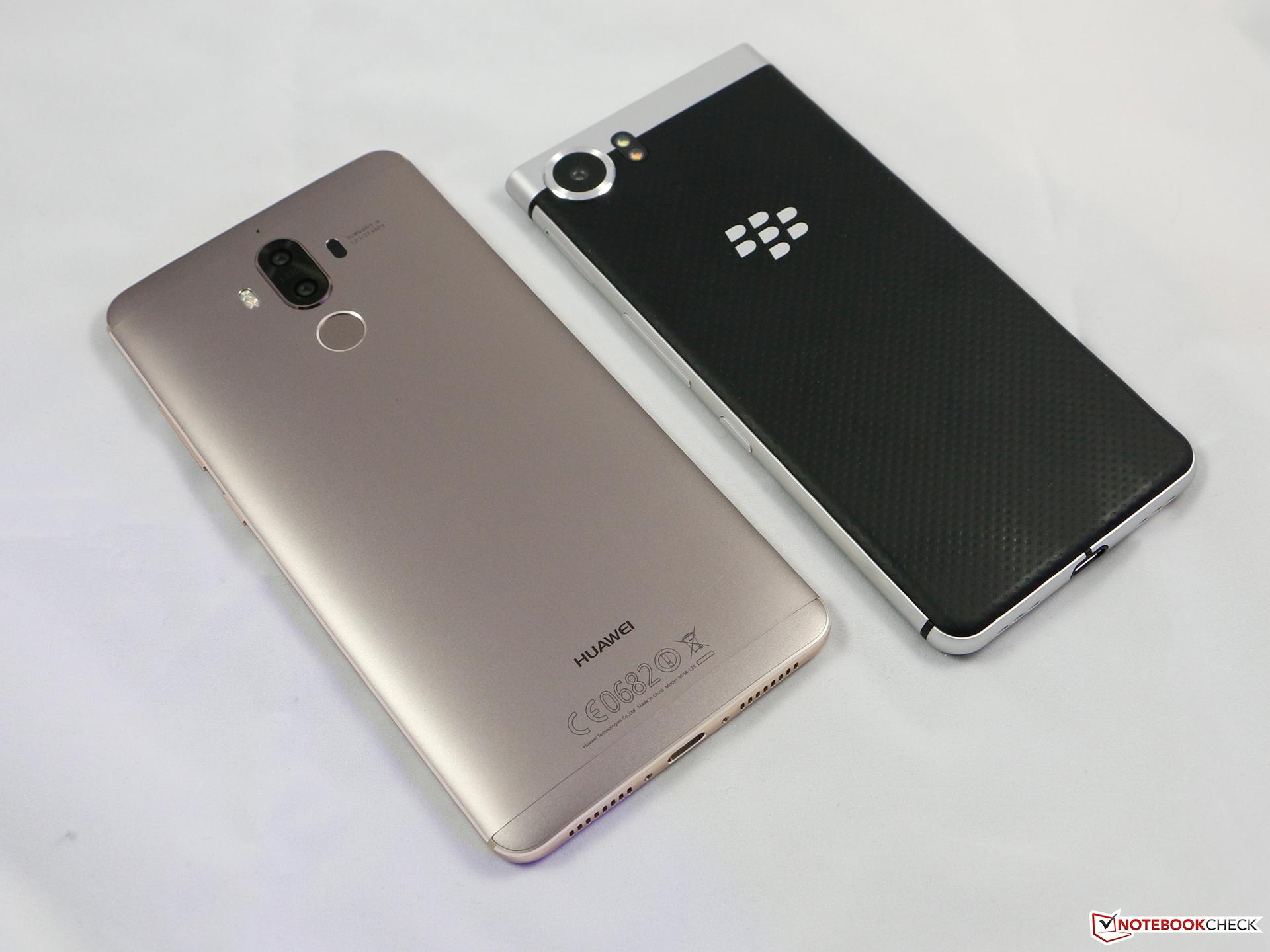 BlackBerry KEYone Smartphone Review - NotebookCheck net Reviews