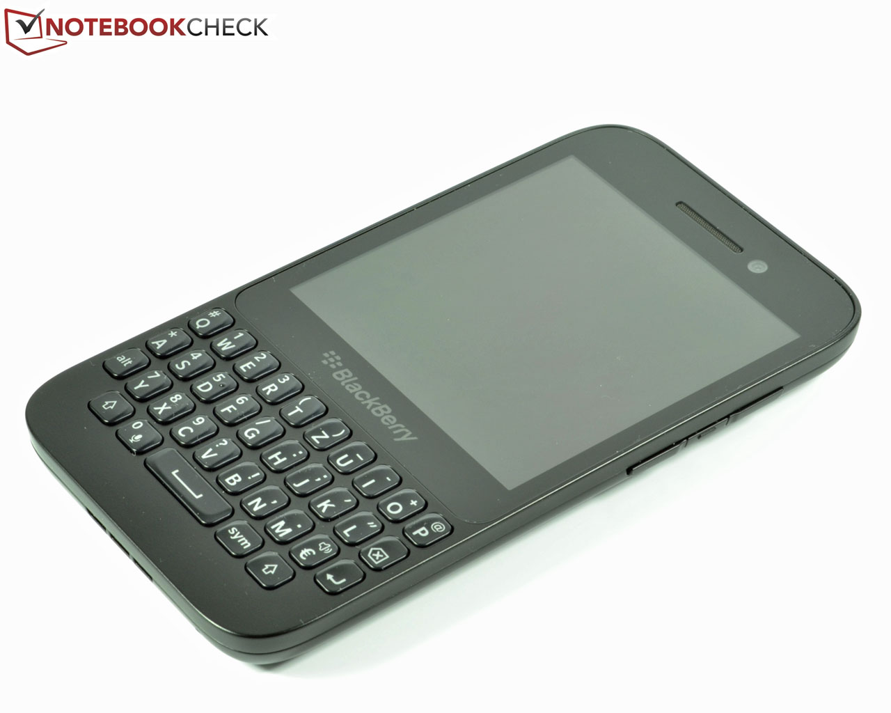 Blackberry Q5 Is with Qwerty Keyboard for 350 Euros Available