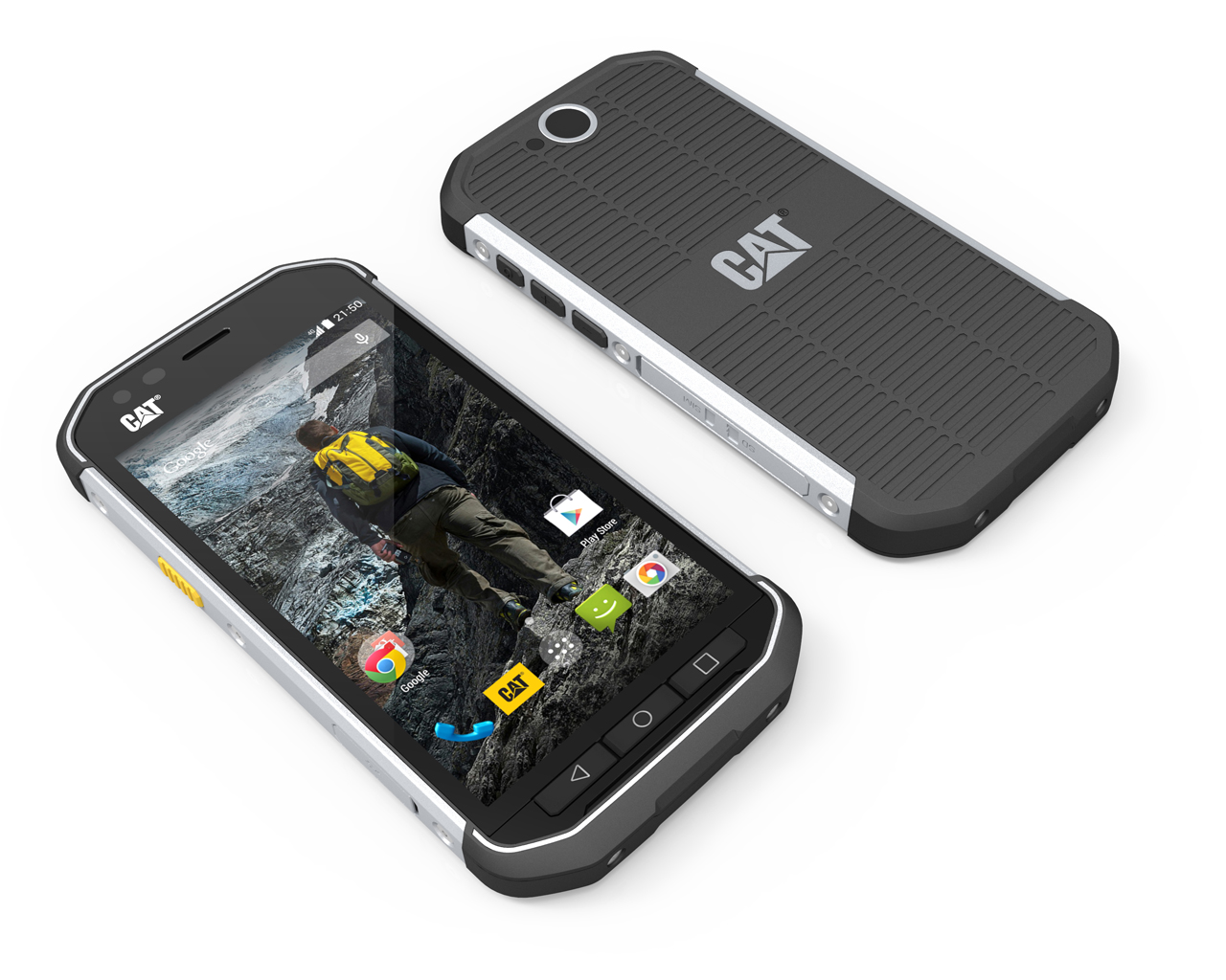CAT S40 Smartphone Review