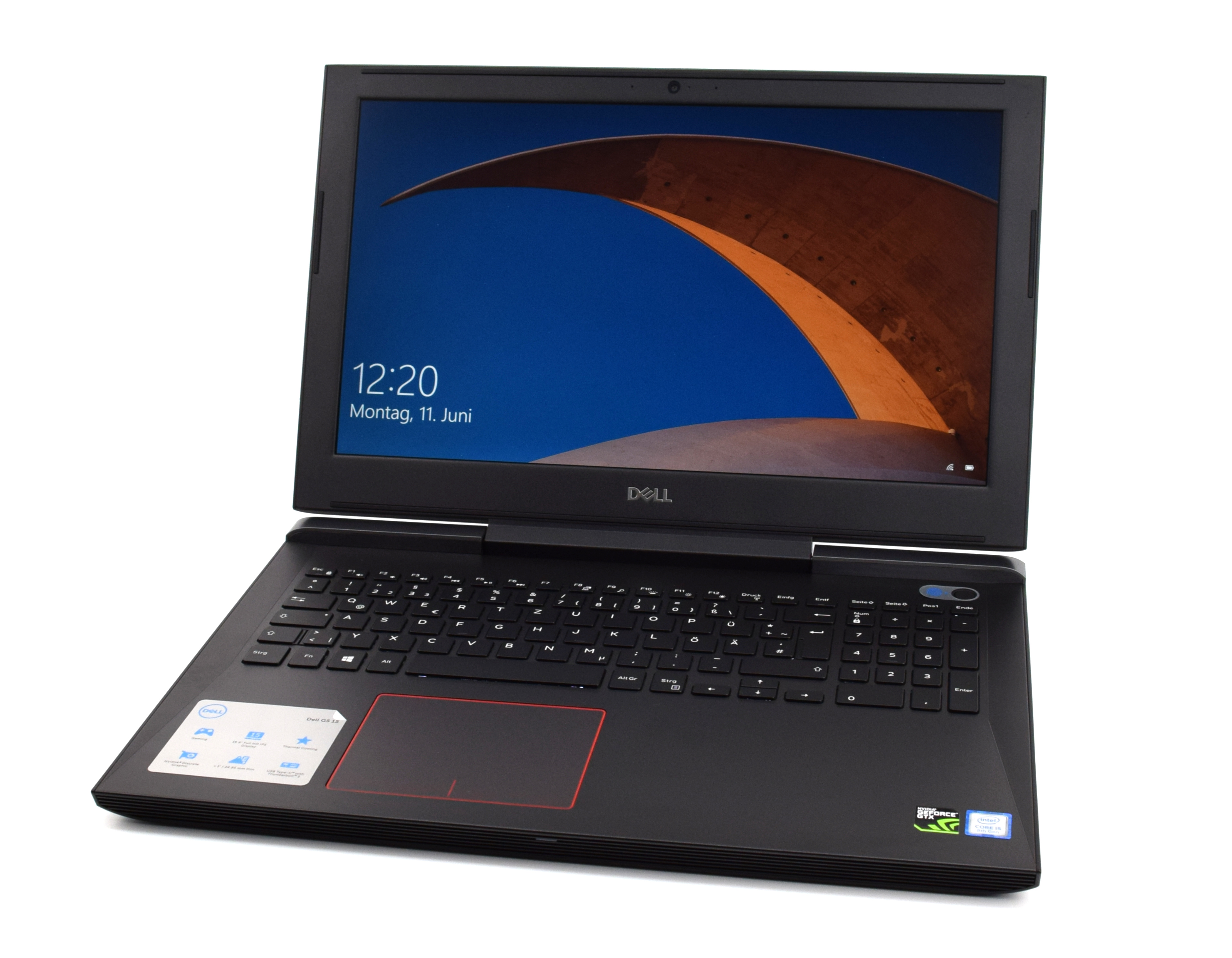 Dell G5 15 5587 (i5-8300H, GTX 1060 Max-Q, SSD, IPS) Laptop Review