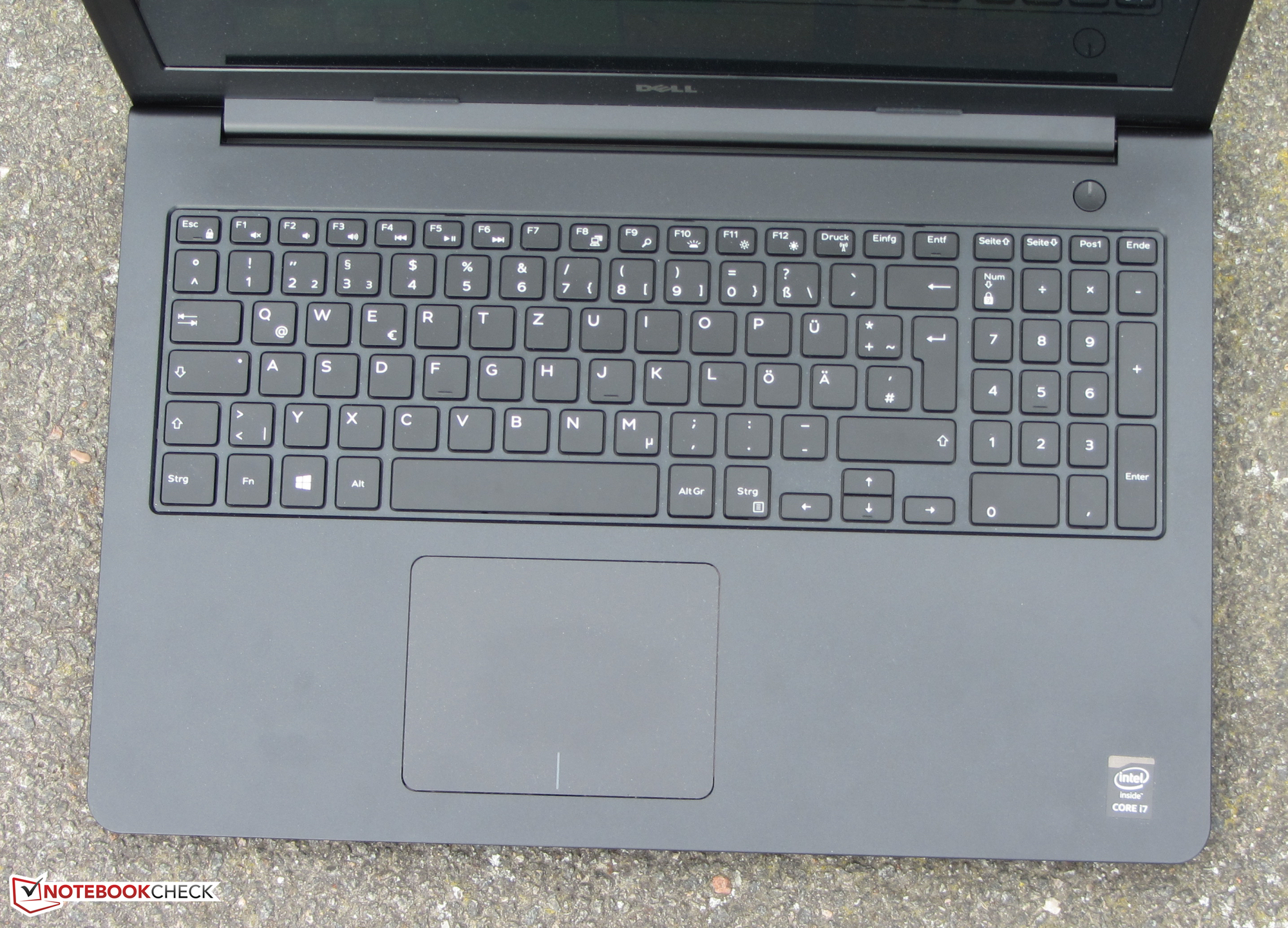Dell Inspiron 15 5548 Notebook Review Notebookcheck Net