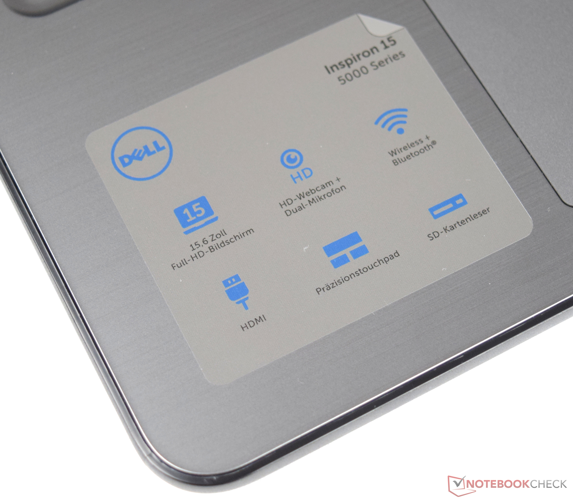 how to open dell inspiron 15 5000 5567