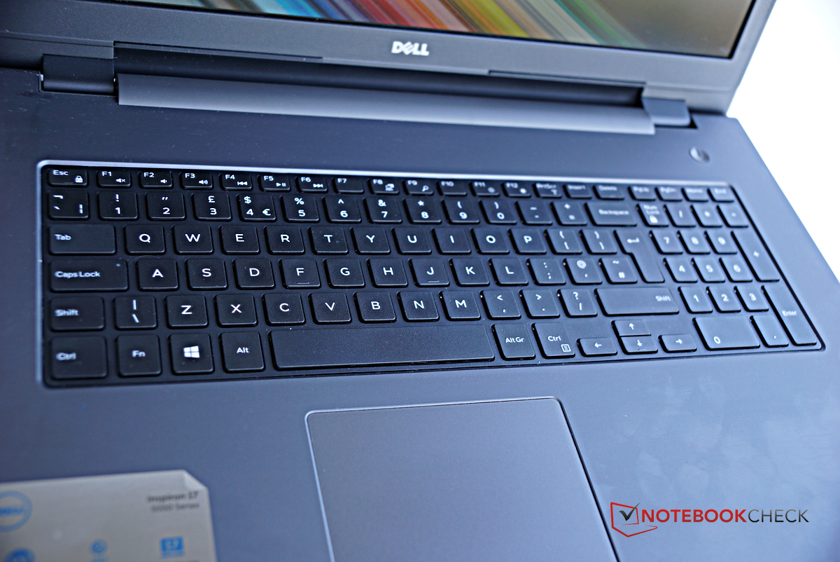 SSEA New US Keyboard with backlight For Dell Inspiron 17