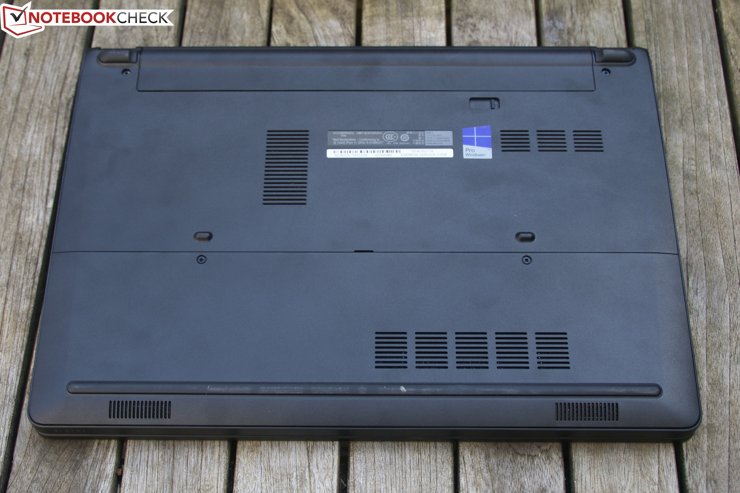 Dell Latitude 14 3470 Notebook Review - NotebookCheck net