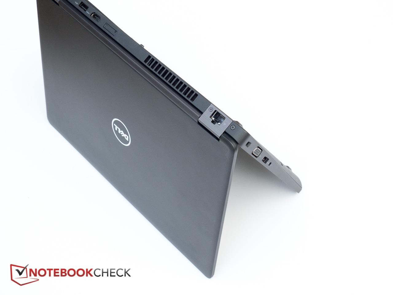 Dell Latitude 5480 (7600U, FHD) Laptop Review
