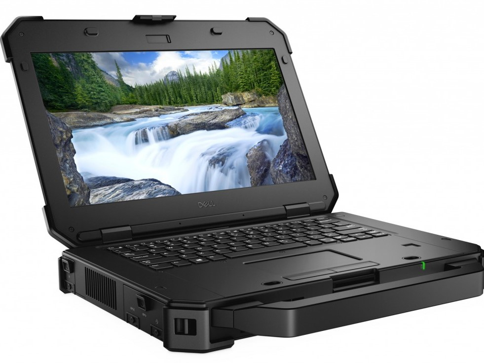 Dell Laude 7424 Rugged Extreme I7