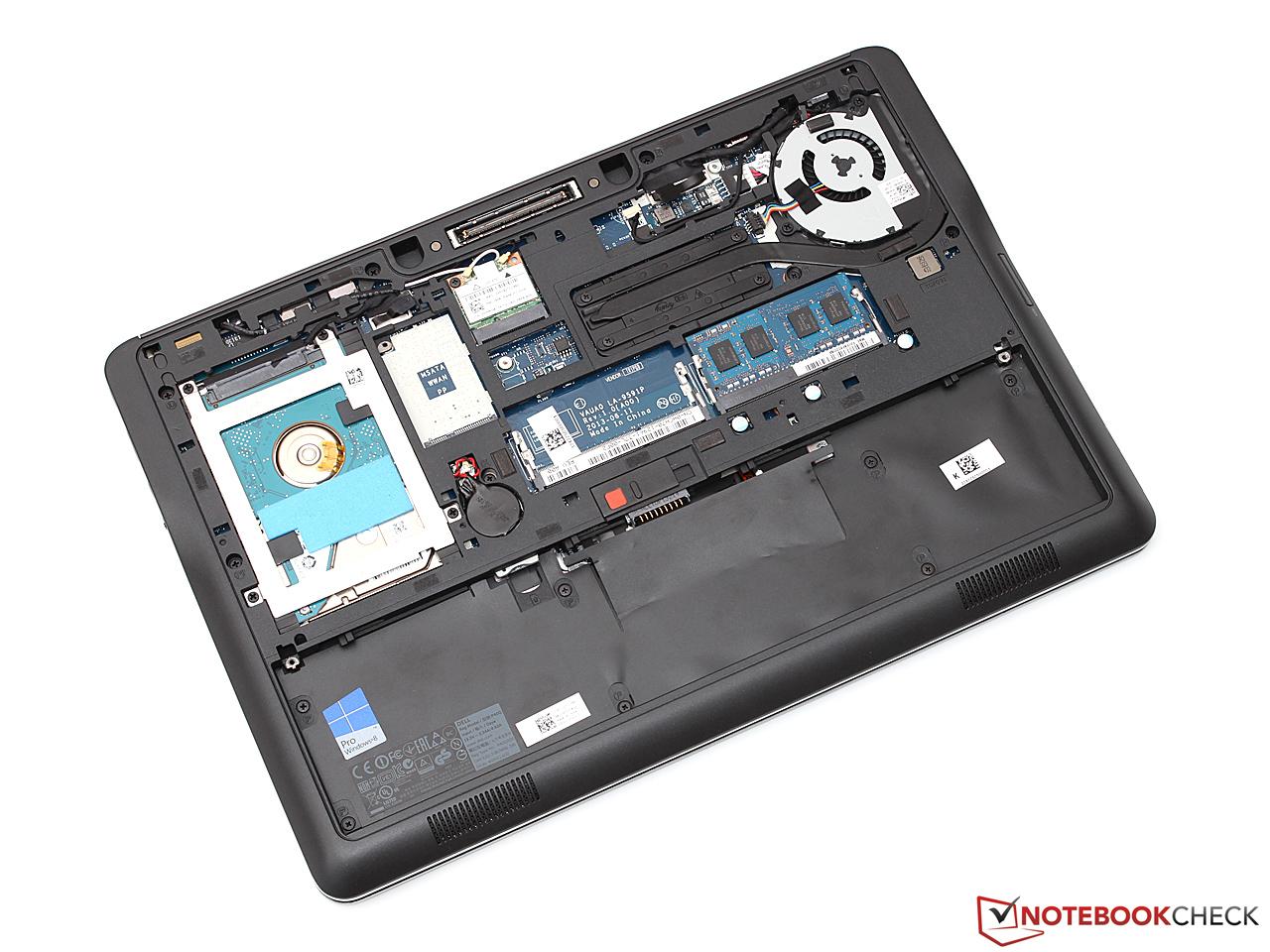 Dell E7440 LCD Upgrade And EGPU