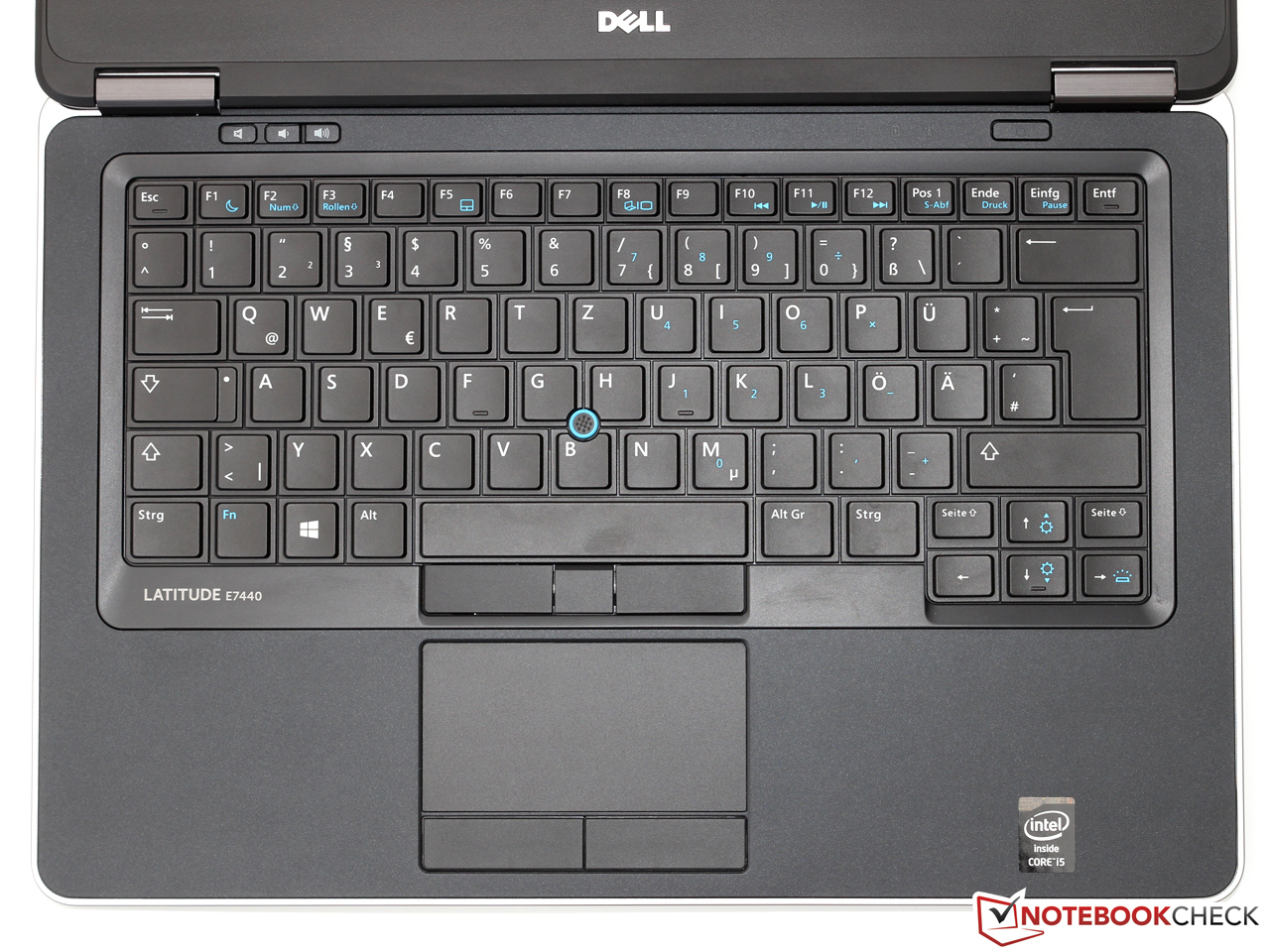 bàn phím Dell Latitude E7440