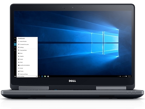 Dell Precision 7510 (4K IGZO) Mobile Workstation Review