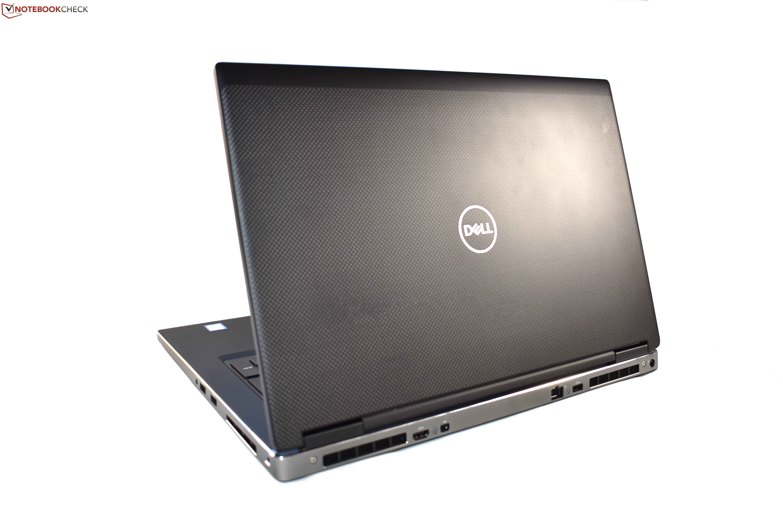 Dell Precision 7730 (Core i7-8850H, Quadro P3200, FHD) Workstation