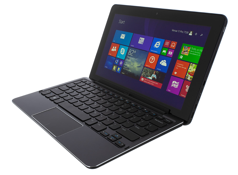 Dell Venue 10 Pro 5055 Convertible Review Notebookcheck