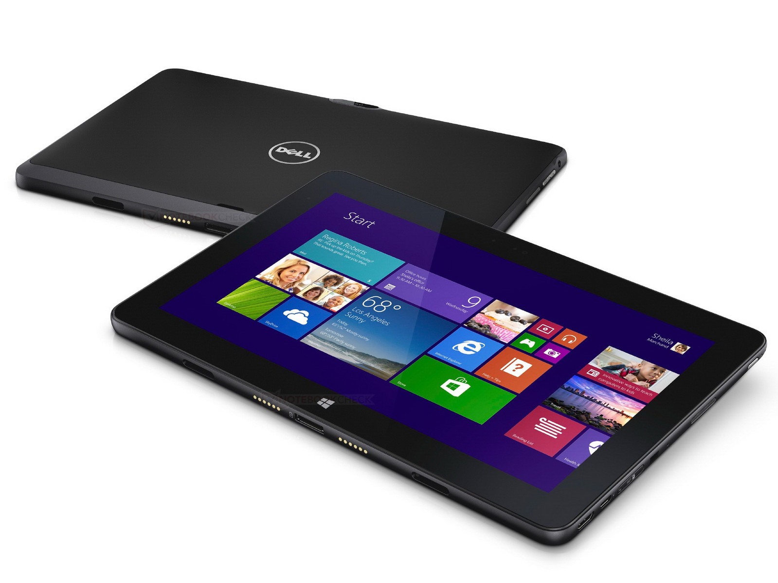 Dell Venue 11 Pro 5130 Tablet Review - NotebookCheck net Reviews
