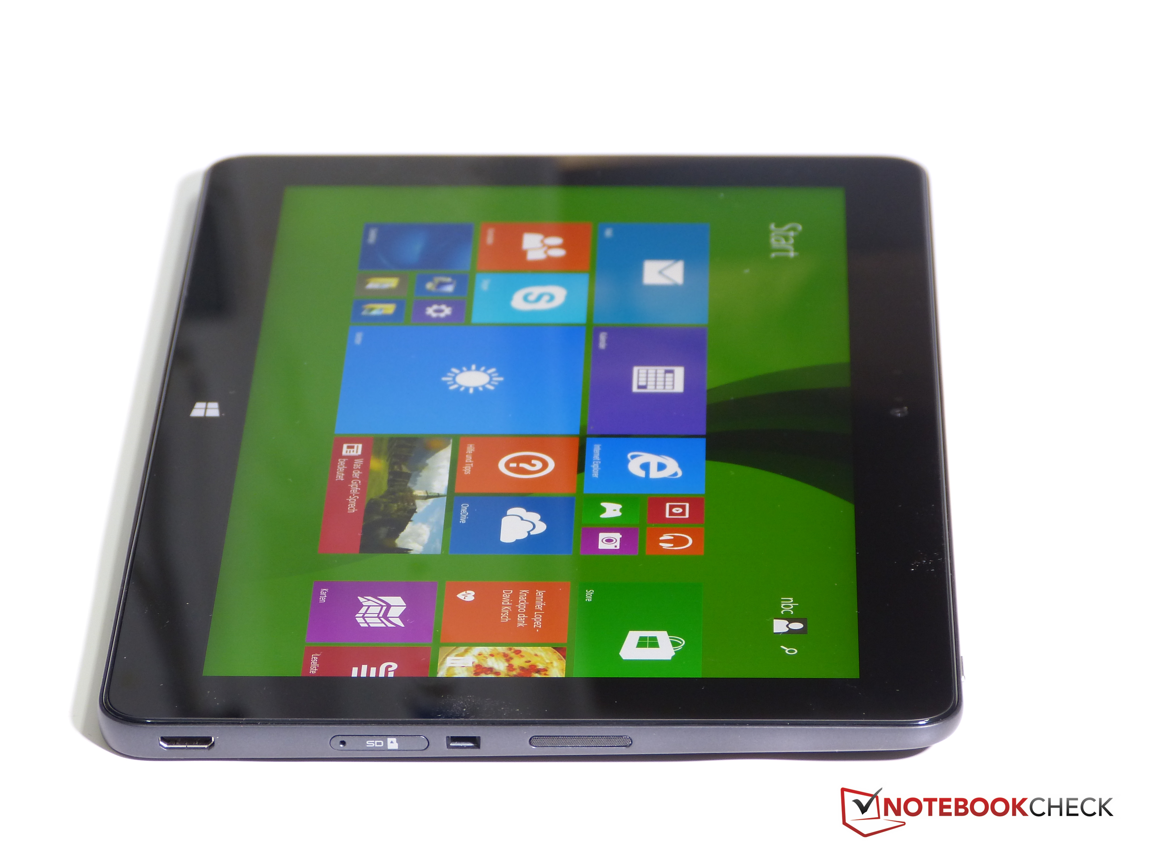 dell venue 11 pro 5130 9356 tablet review notebookcheck net reviews rh notebookcheck net