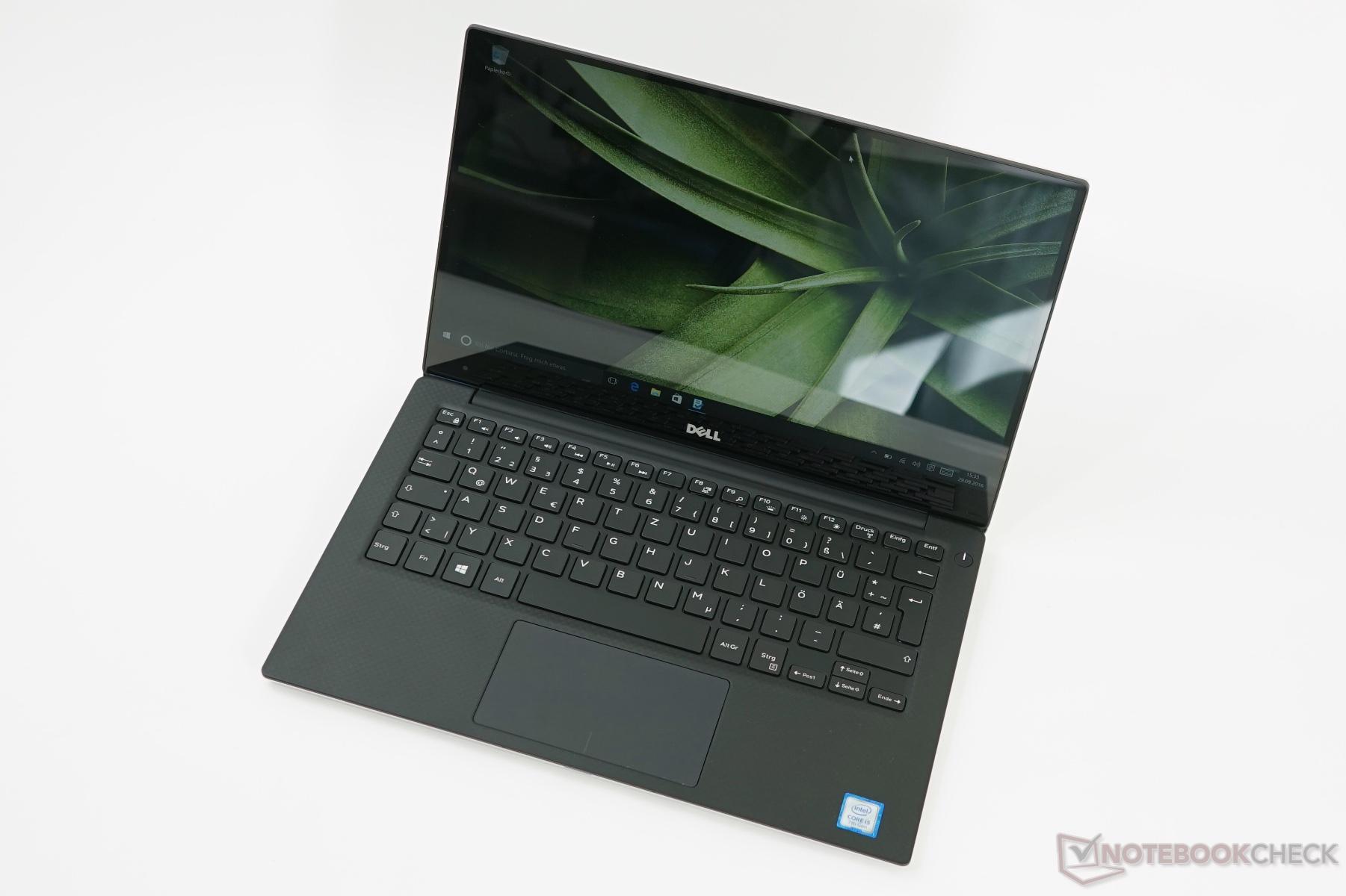 Dell XPS 13 9360 (FHD, i7, Iris) Laptop Review