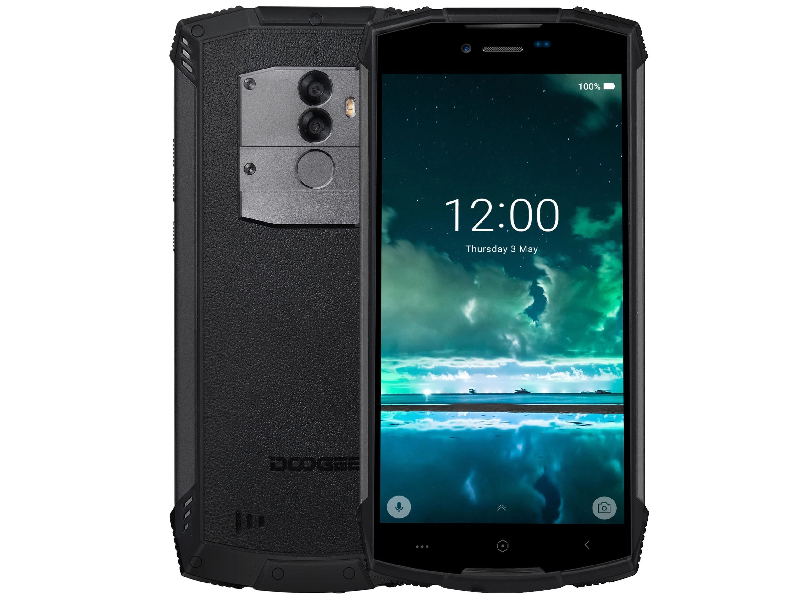 Doogee S55 Smartphone Review - NotebookCheck net Reviews