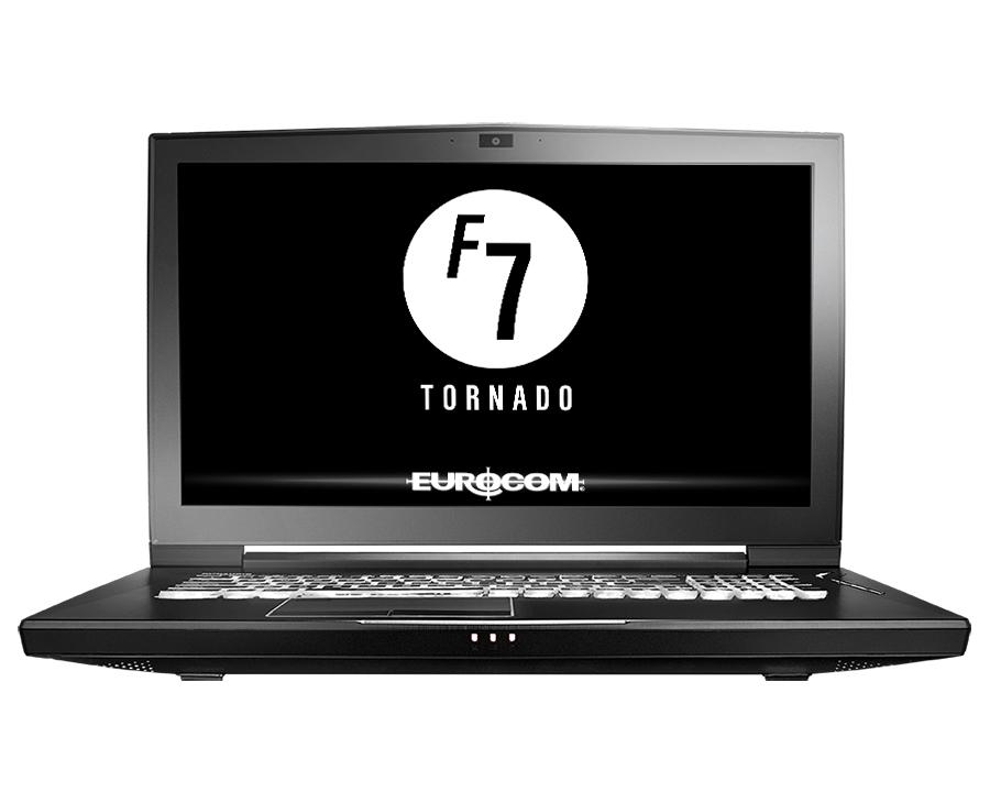 Eurocom Tornado F7W (i9-9900K, Quadro P5200) Workstation